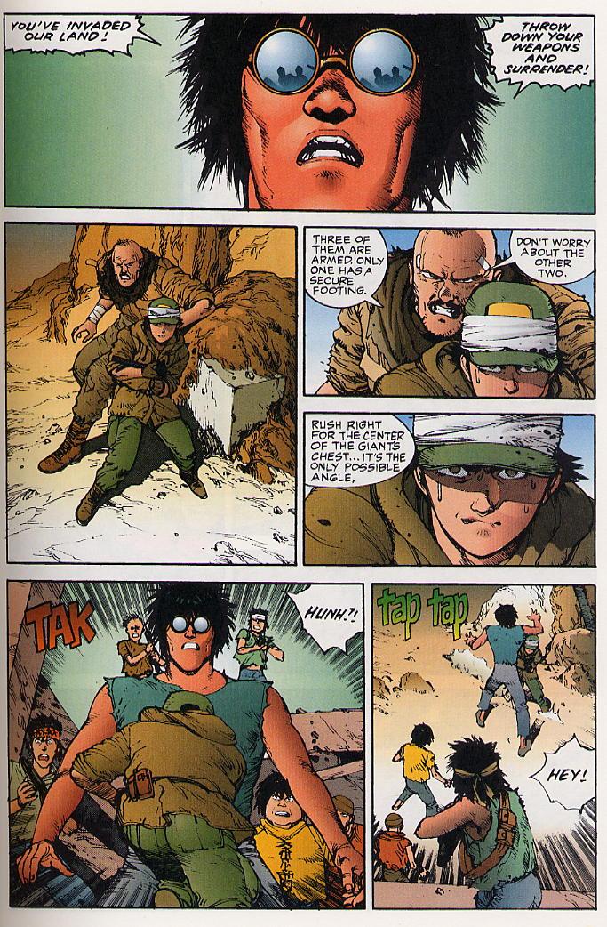 Read online Akira comic -  Issue #25 - 32