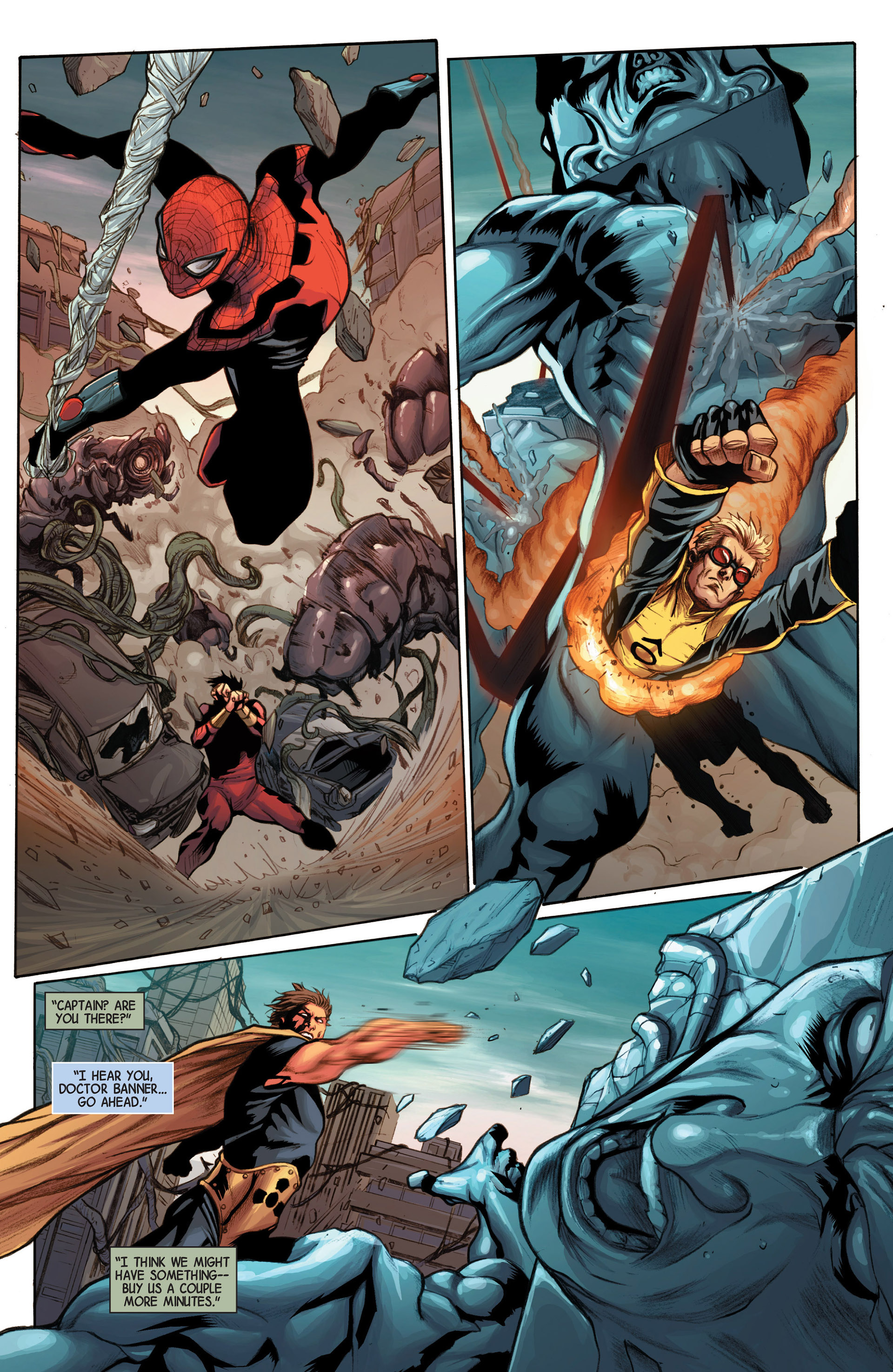 Read online Avengers (2013) comic -  Issue #15 - 16