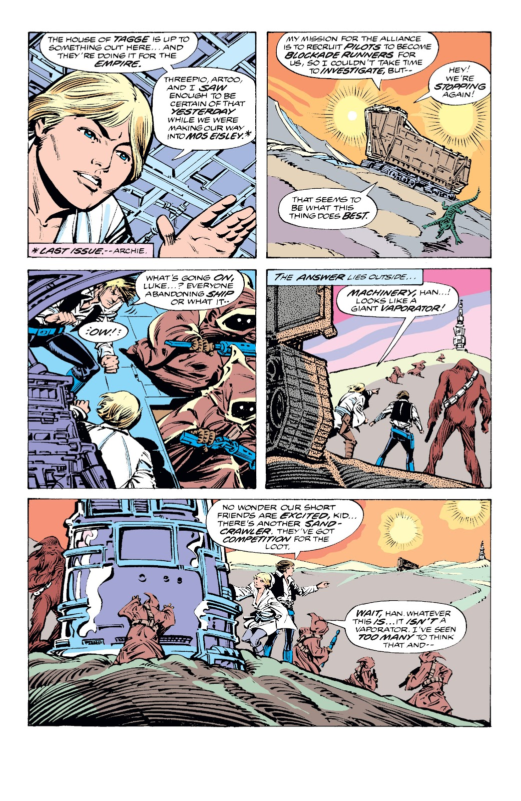 Read online Star Wars Legends: The Original Marvel Years - Epic Collection comic -  Issue # TPB 2 (Part 2) - 58