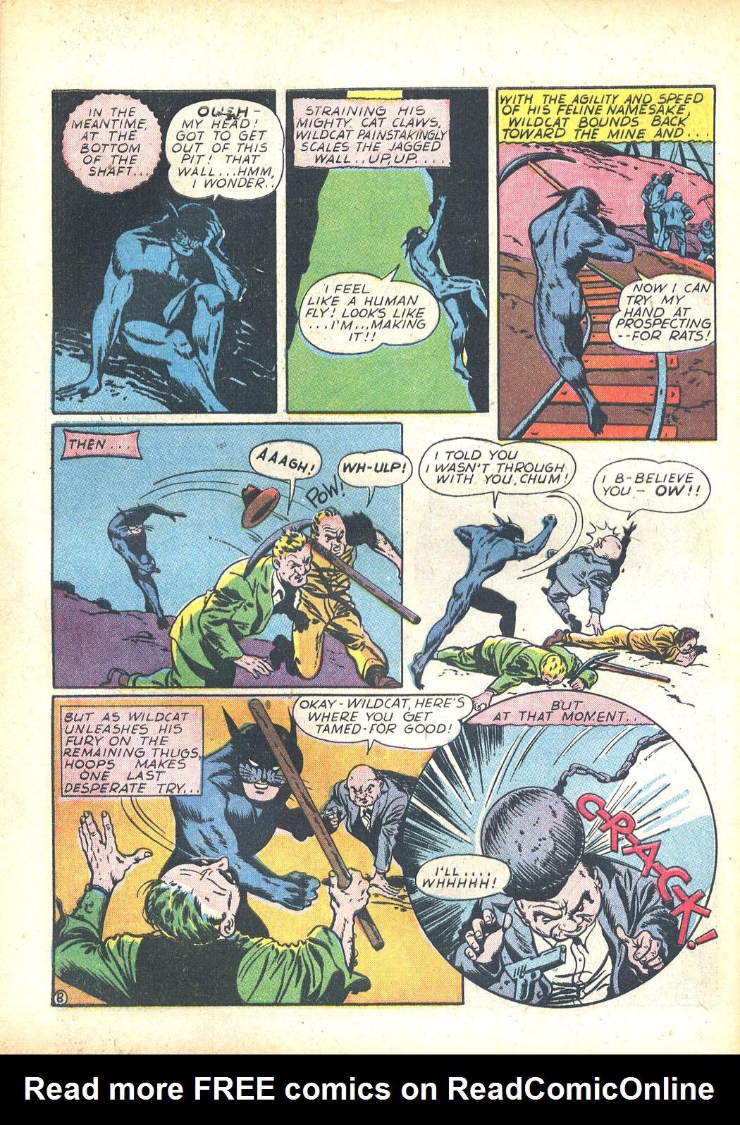 Read online Sensation (Mystery) Comics comic -  Issue #23 - 56