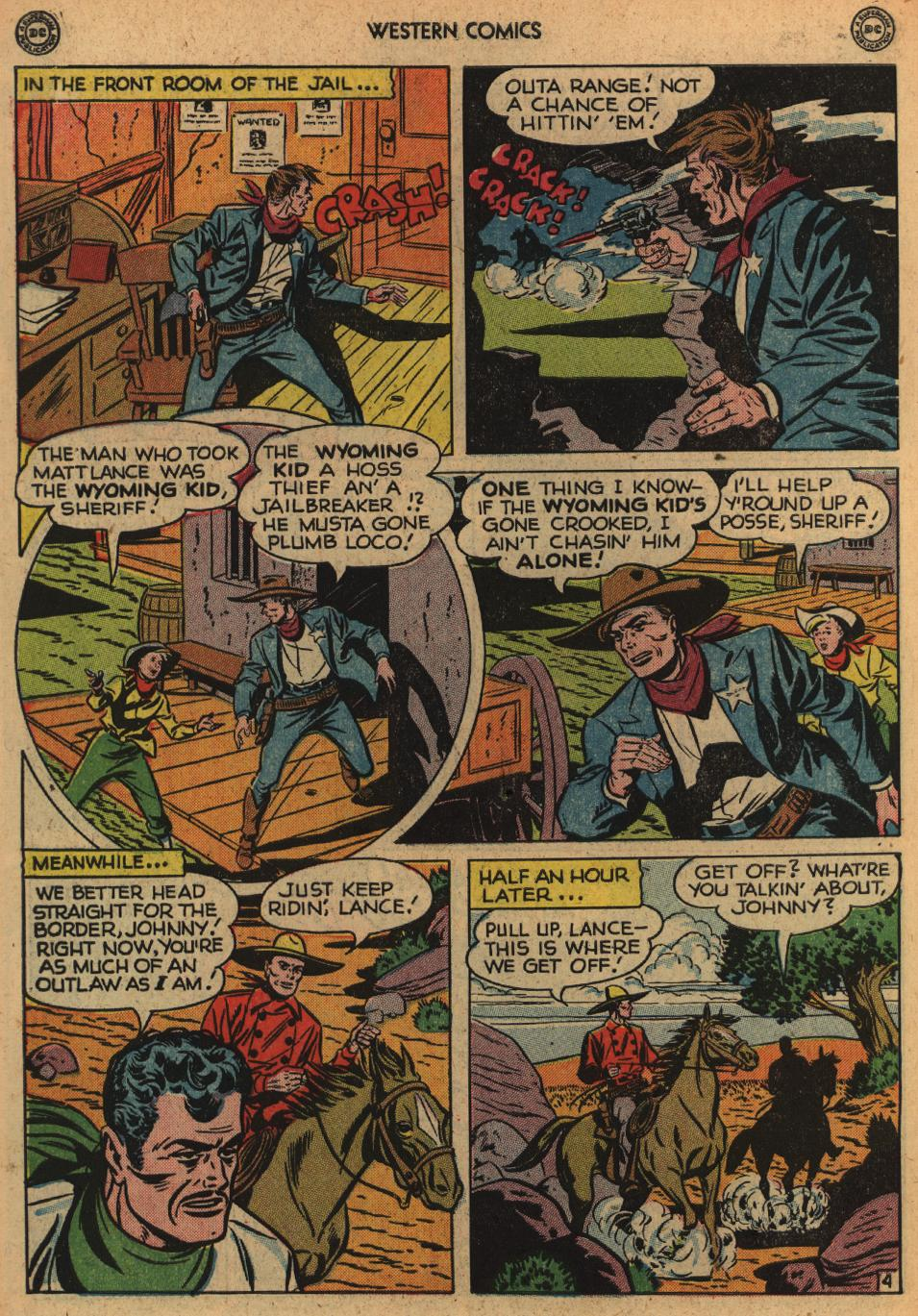 Western Comics issue 1 - Page 42