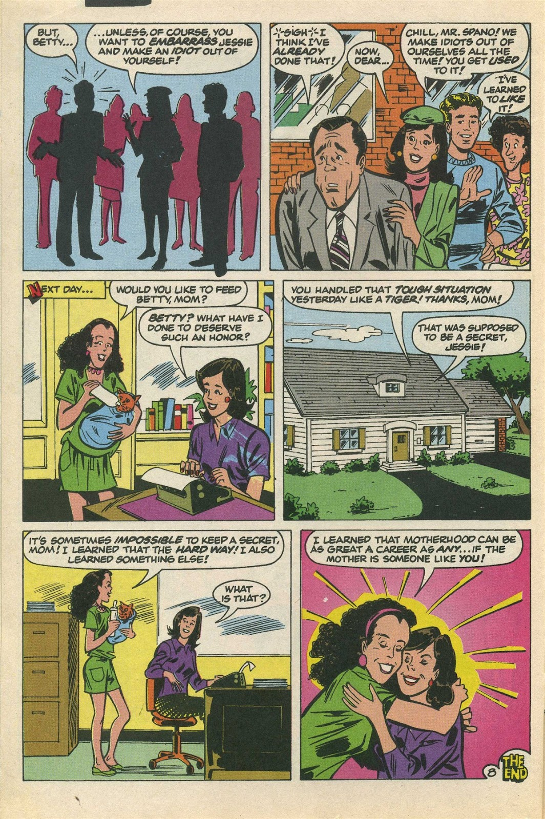 Read online Saved By The Bell comic -  Issue #3 - 29