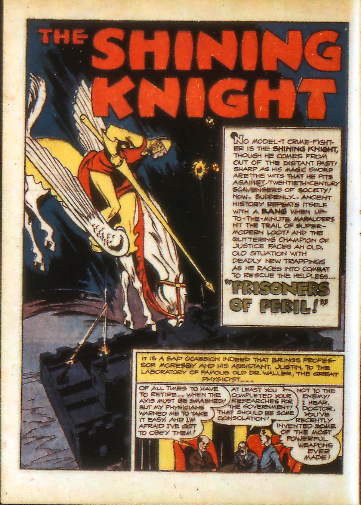 Read online Adventure Comics (1938) comic -  Issue #88 - 20