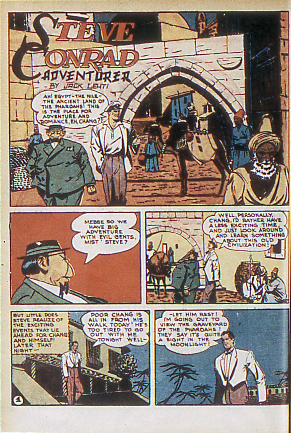Read online Adventure Comics (1938) comic -  Issue #63 - 25
