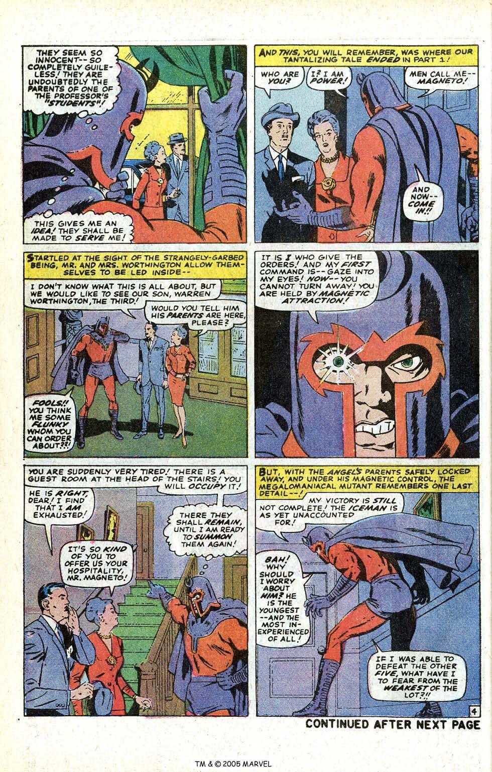 Uncanny X-Men (1963) issue 70 - Page 30