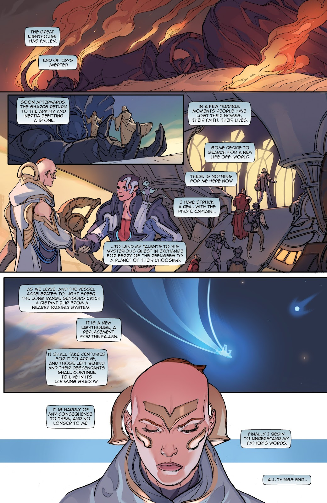 Read online Lightstep comic -  Issue #3 - 27