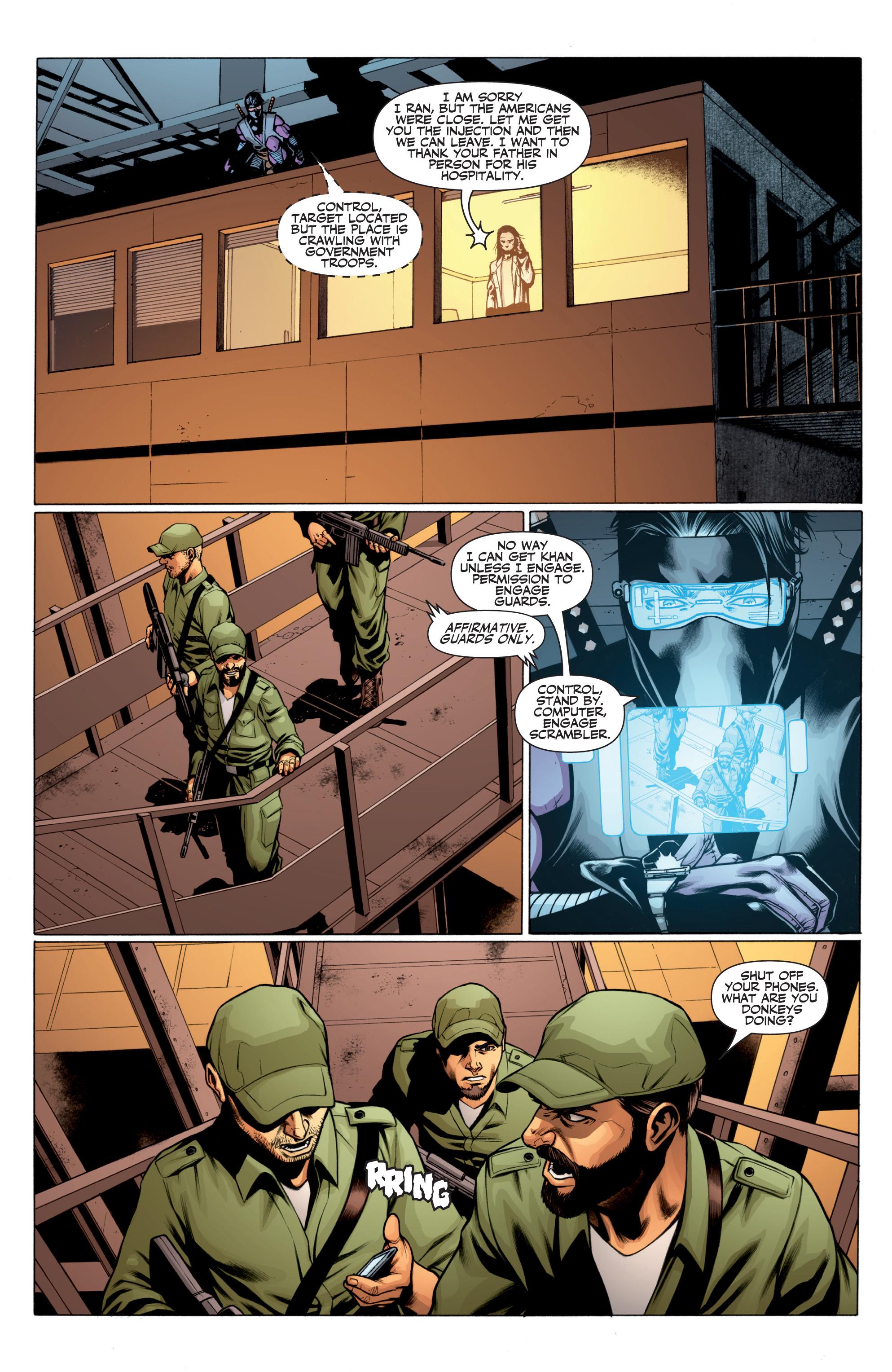 Read online Ninjak (2015) comic -  Issue #27 - 10