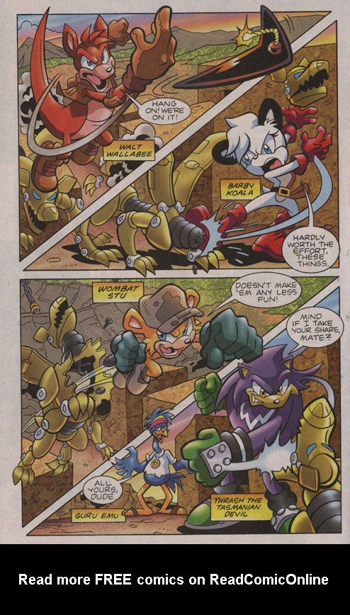 Read online Sonic Universe comic -  Issue #11 - 7