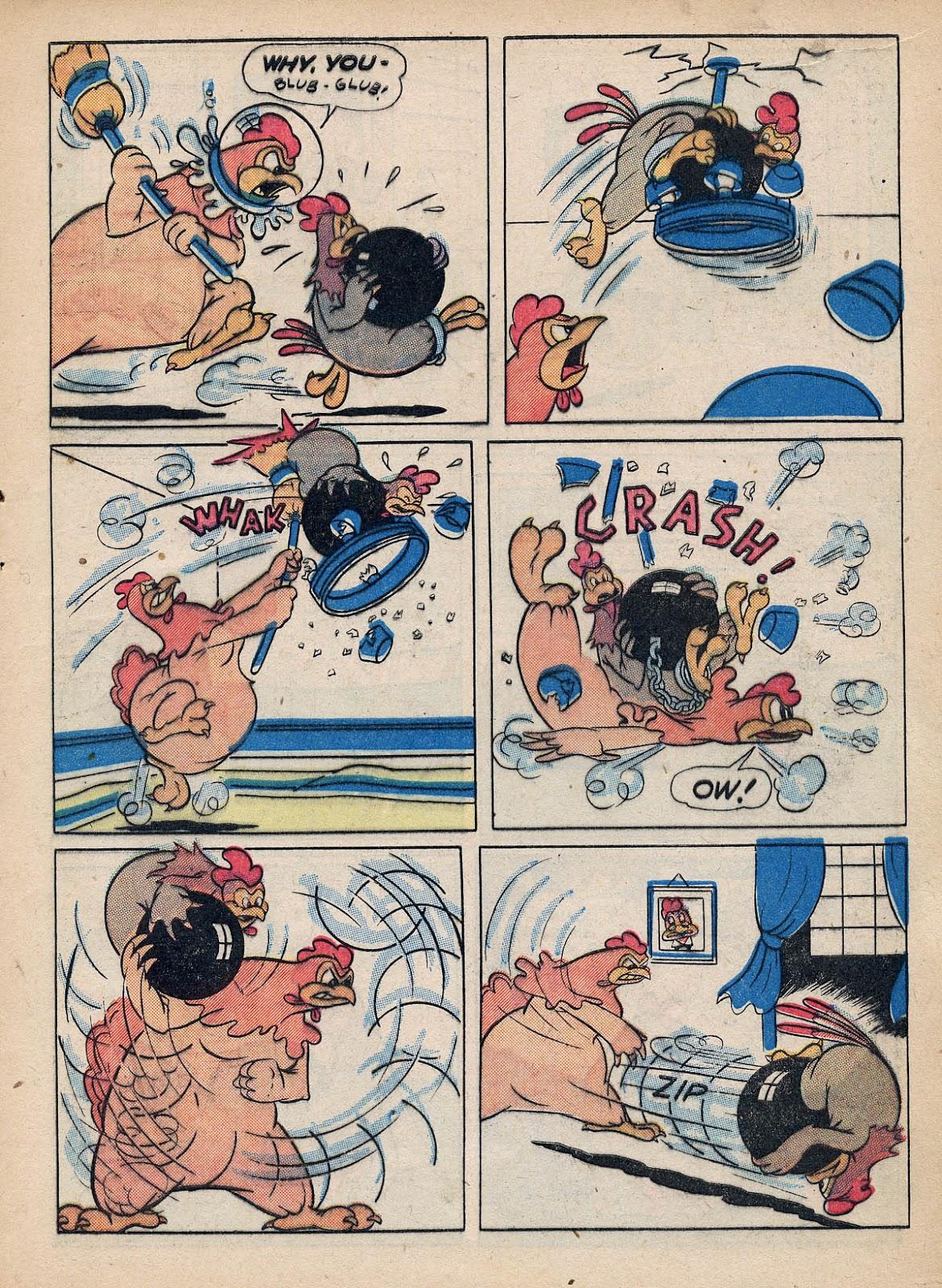 Read online Animal Comics comic -  Issue #7 - 17