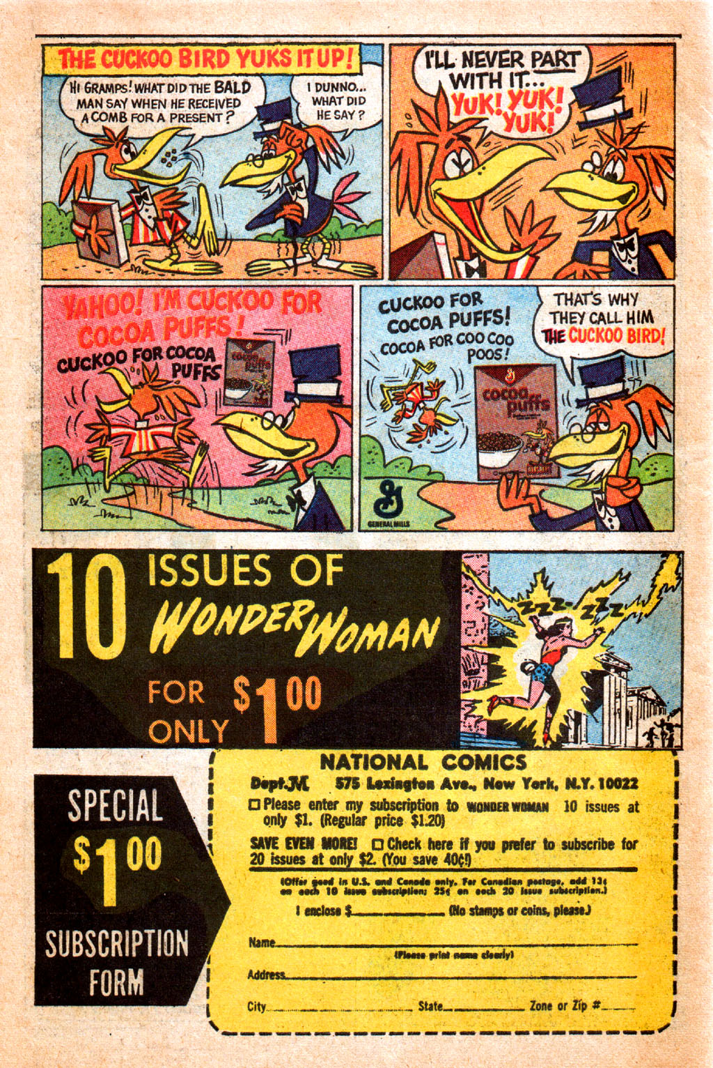 Read online Wonder Woman (1942) comic -  Issue #156 - 34