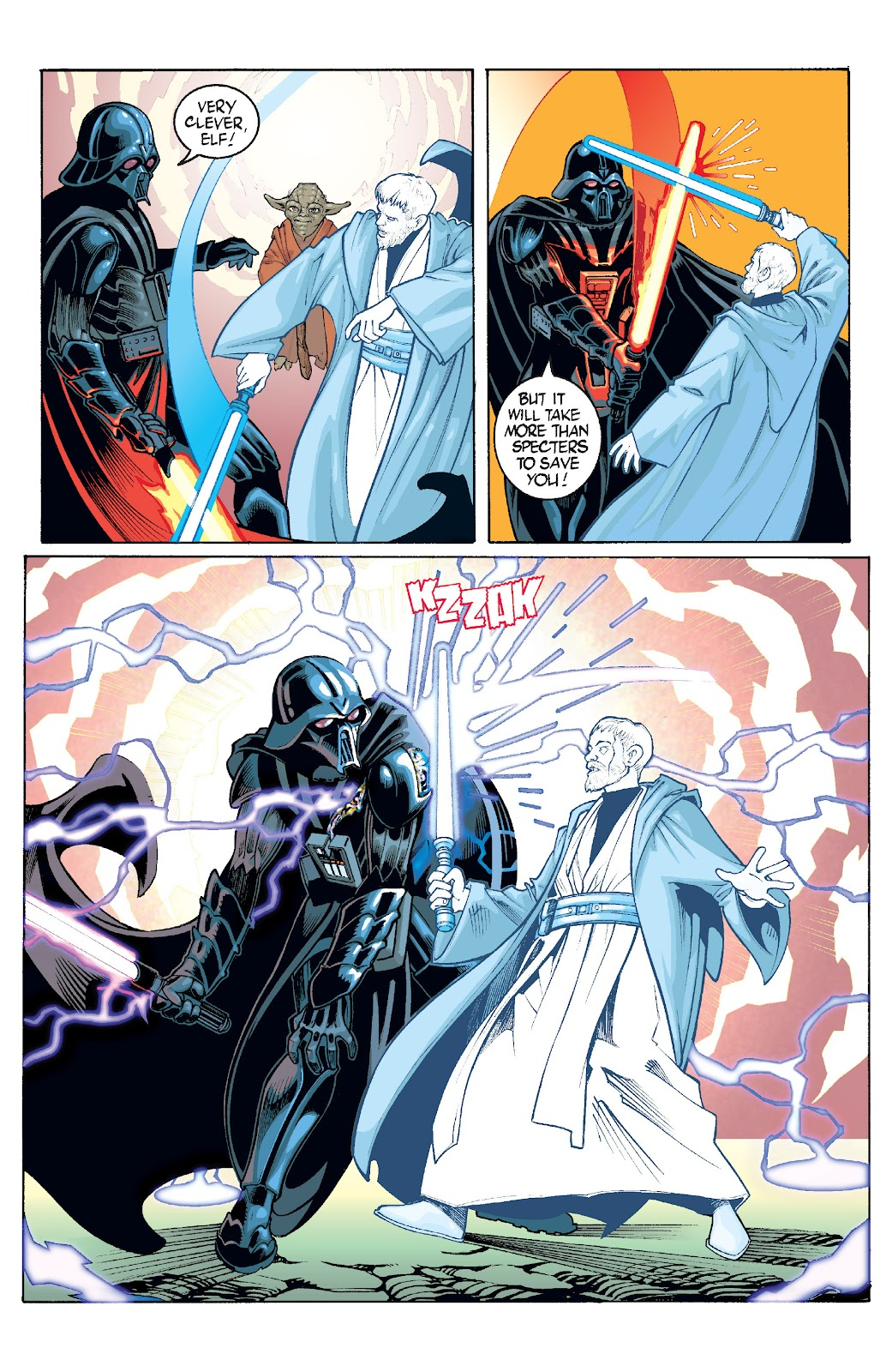 Read online Star Wars Legends: Infinities - Epic Collection comic -  Issue # TPB (Part 2) - 80
