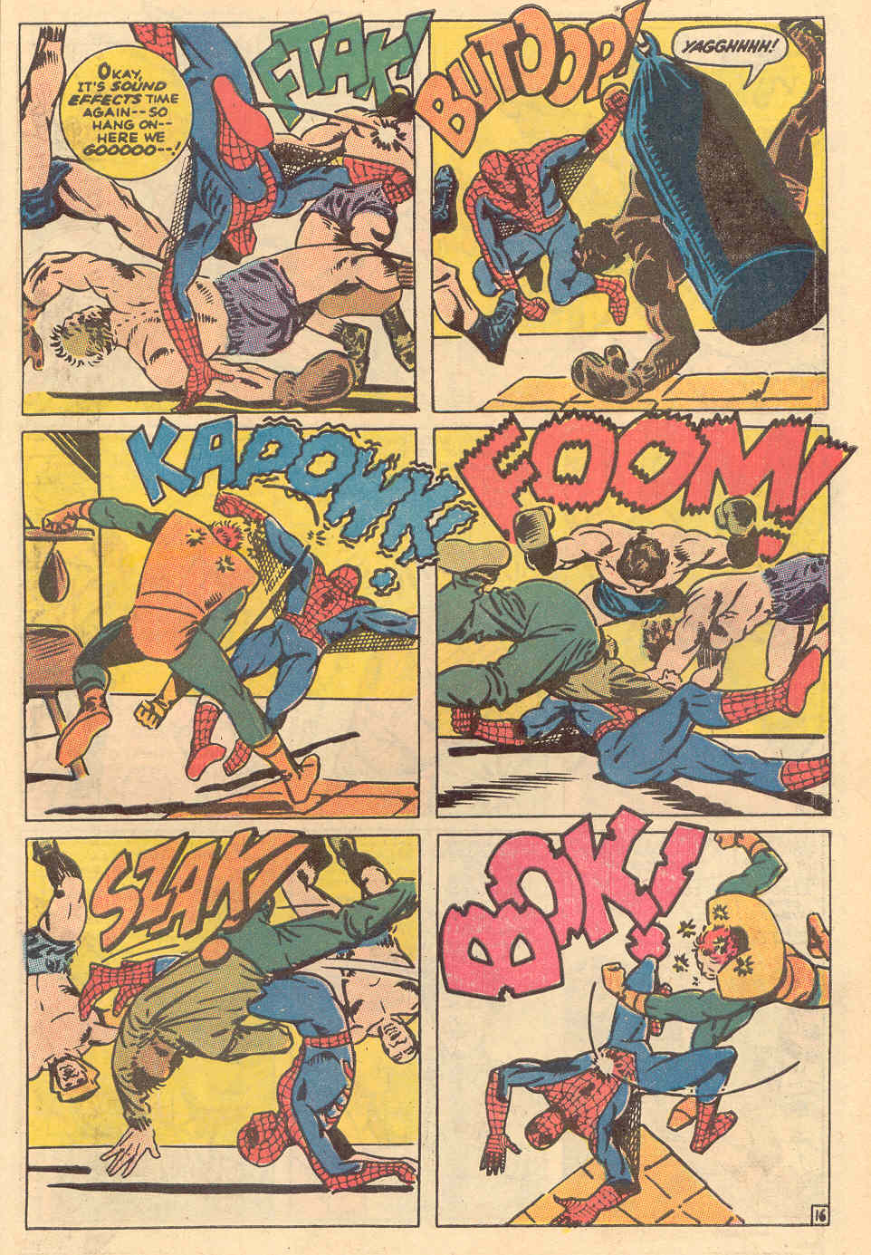 The Amazing Spider-Man (1963) _Annual_7 Page 46