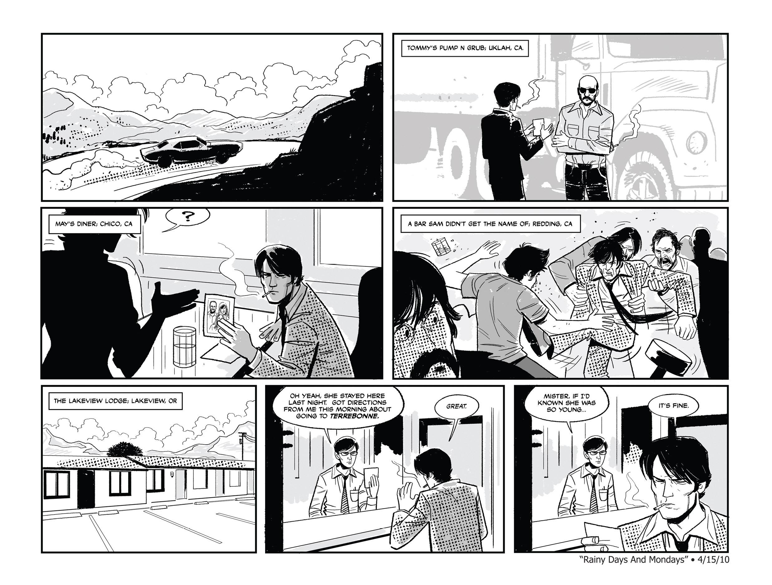 Read online She Died In Terrebonne comic -  Issue #2 - 17