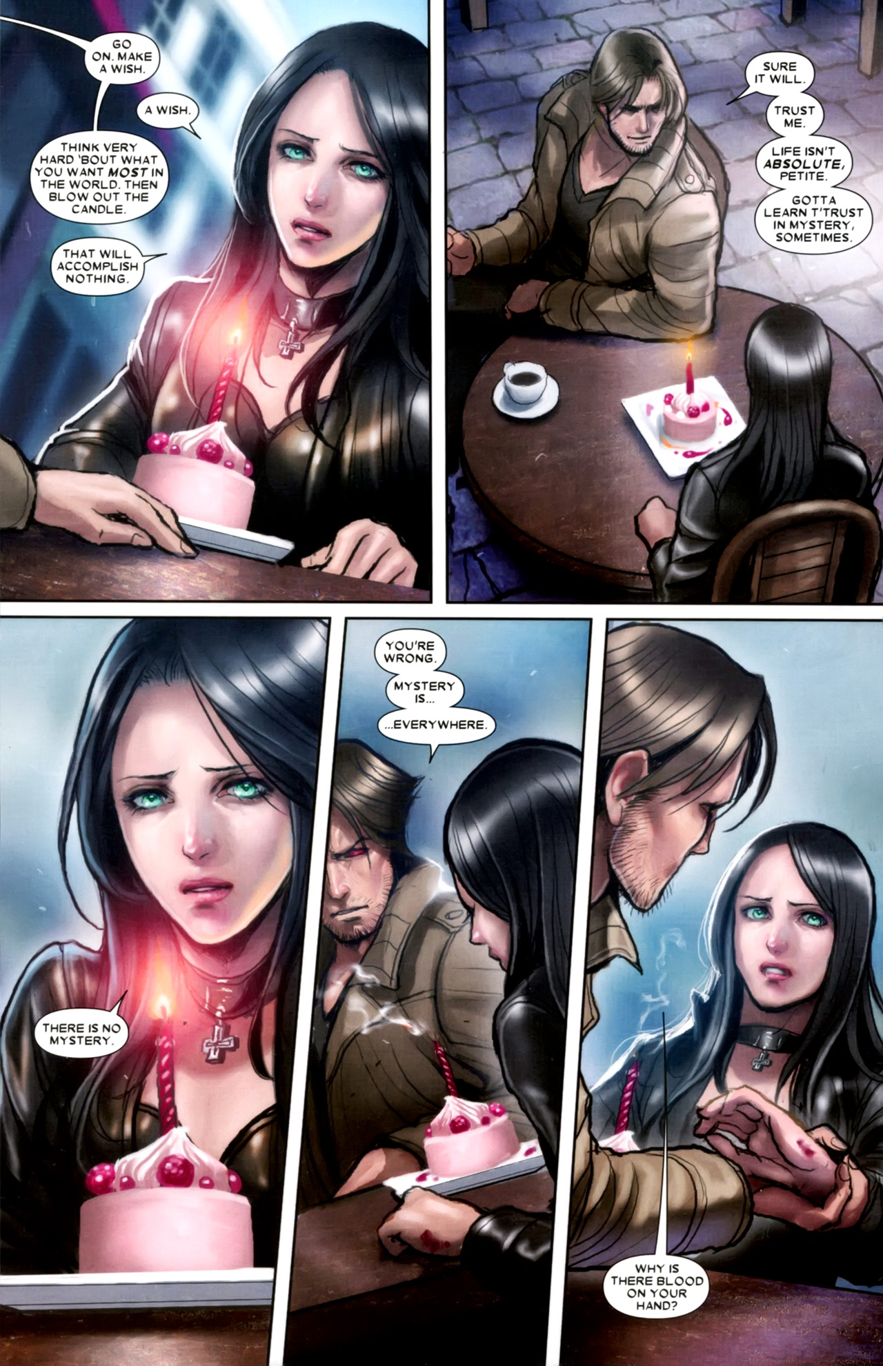 Read online X-23 (2010) comic -  Issue #10 - 5