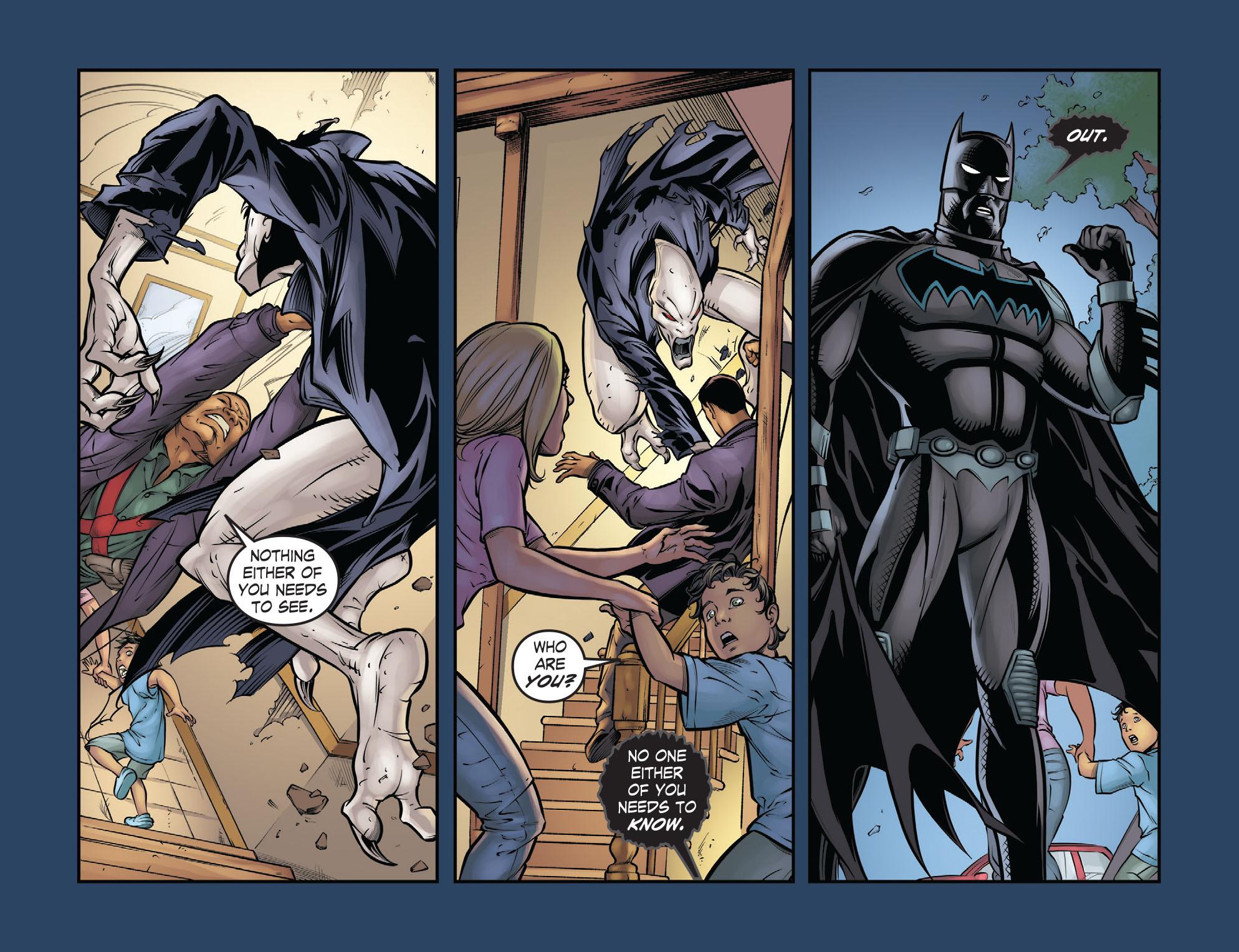 Read online Smallville: Season 11 comic -  Issue #32 - 18