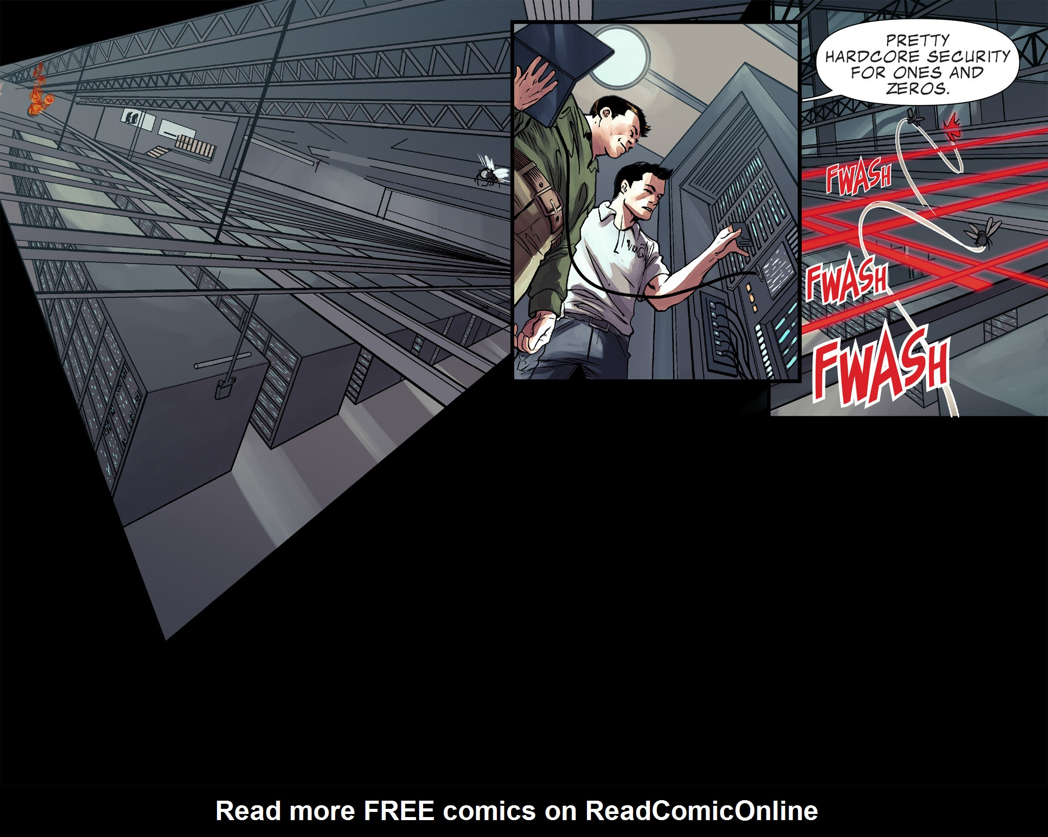 Read online Ant-Man — Scott Lang: Small Time comic -  Issue # Full - 10