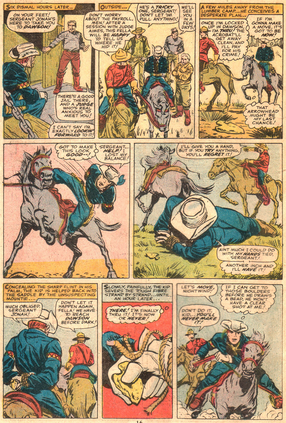 The Rawhide Kid (1955) issue 118 - Page 18