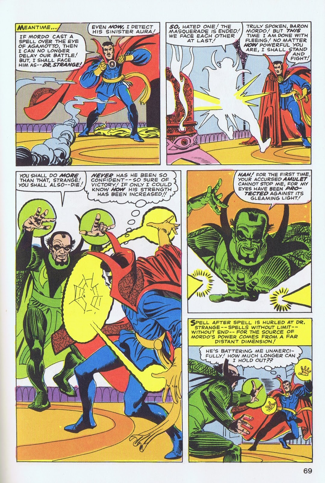 Doctor Strange: Master of the Mystic Arts issue TPB - Page 65