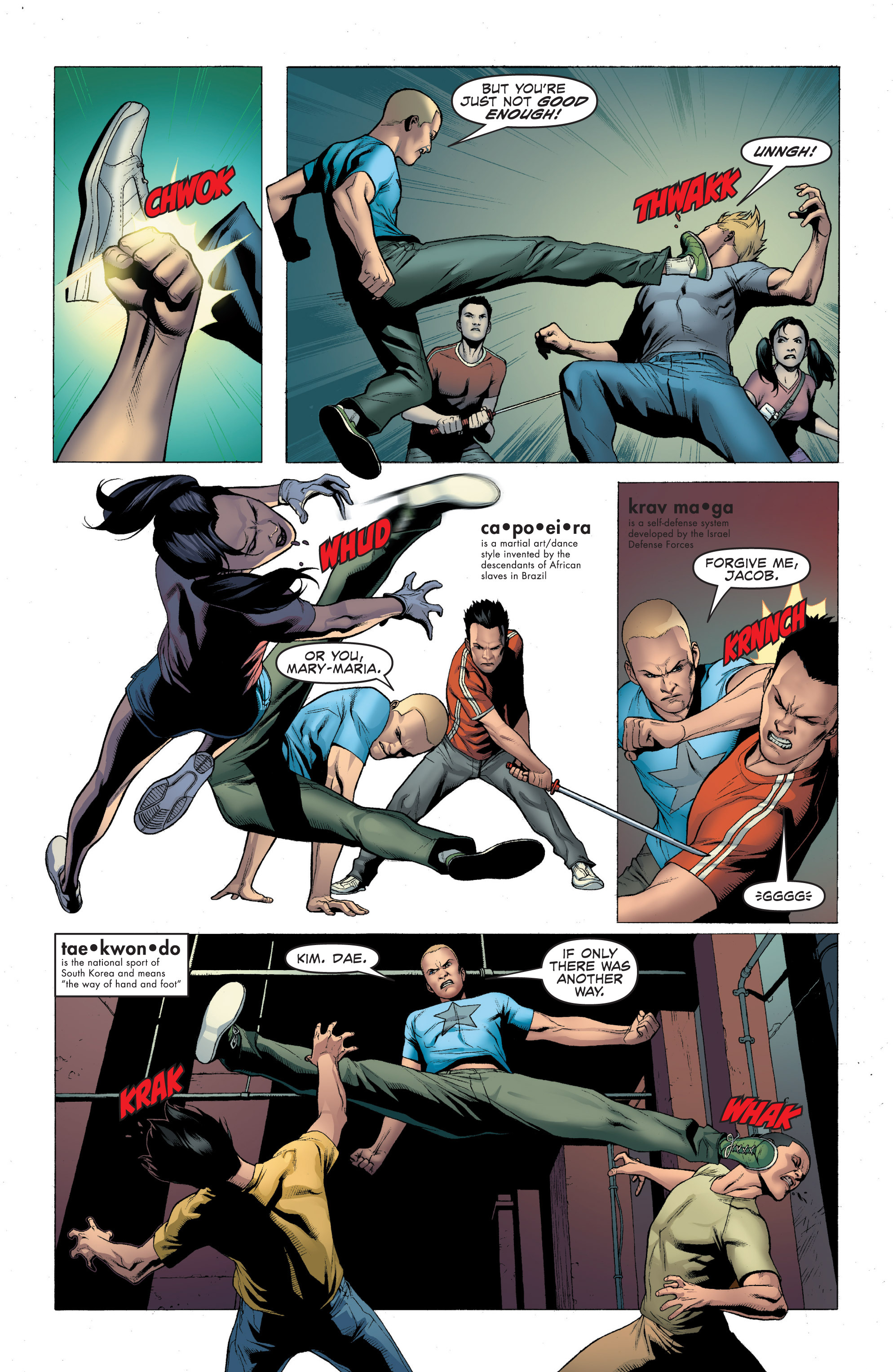 Read online Archer and Armstrong comic -  Issue #Archer and Armstrong _TPB 1 - 14