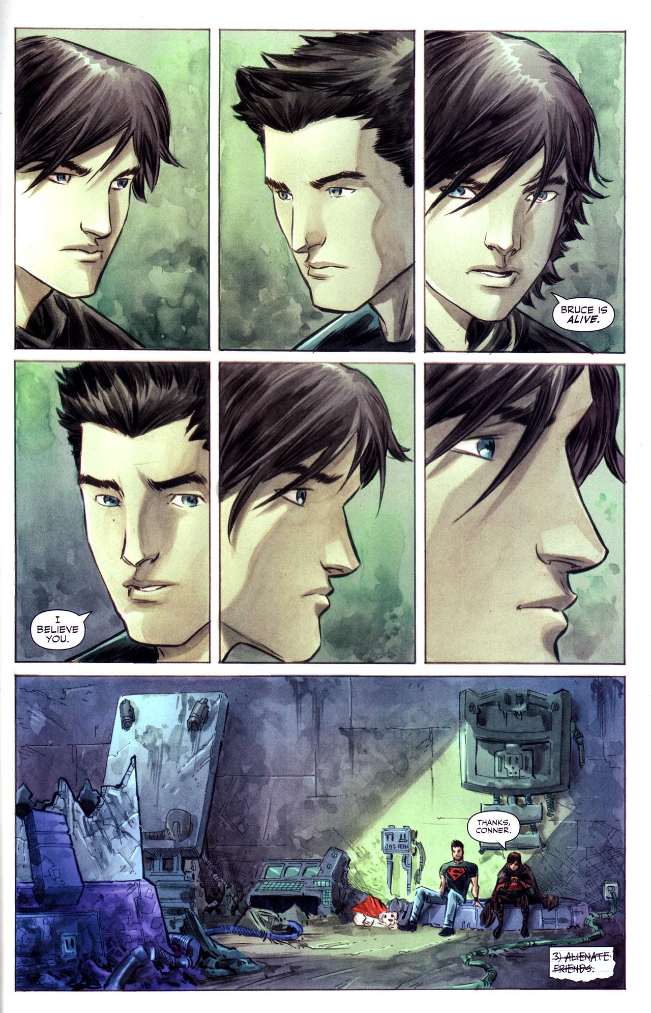 Read online Adventure Comics (2009) comic -  Issue #3 - 20