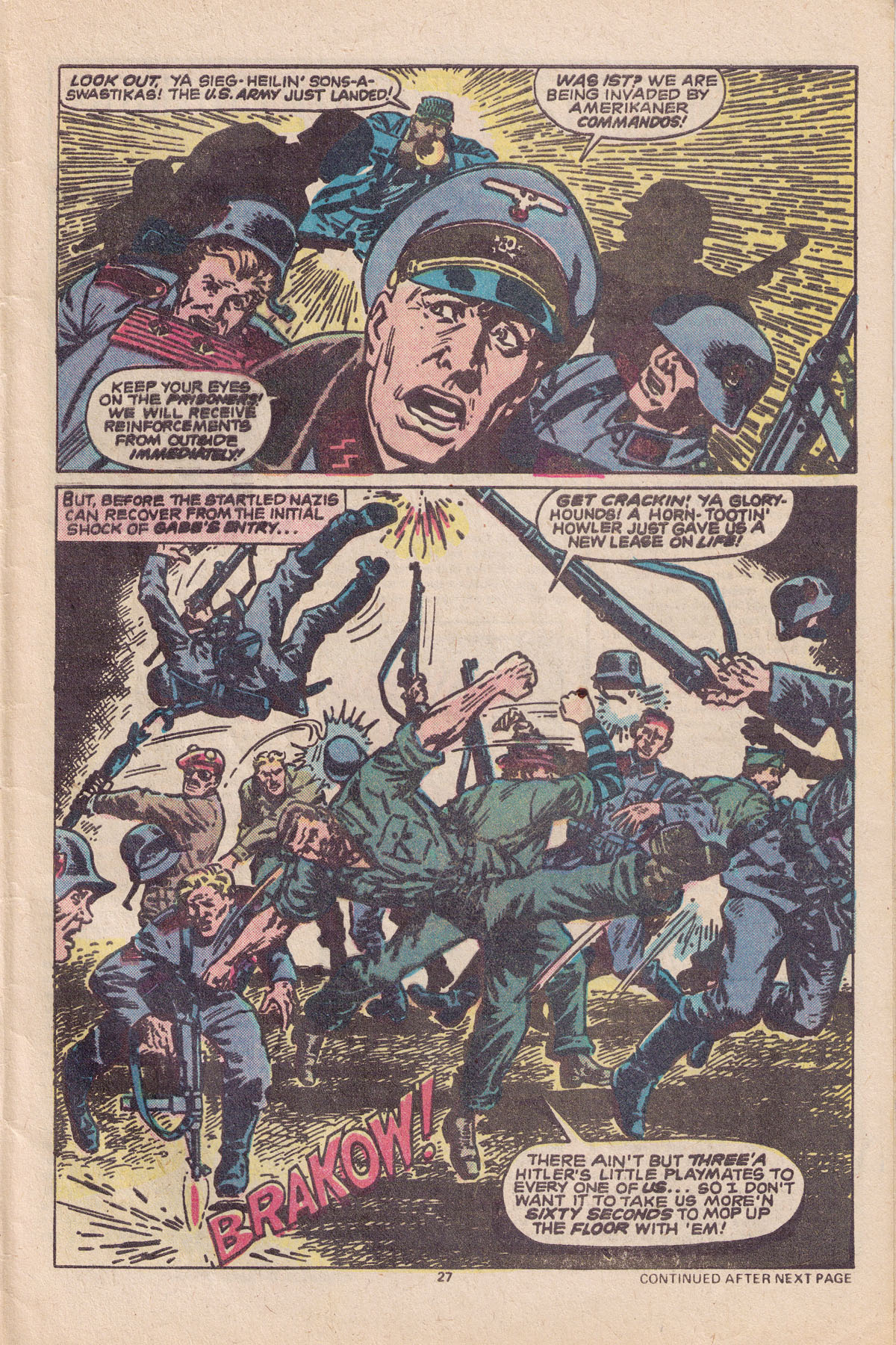 Read online Sgt. Fury comic -  Issue #151 - 29