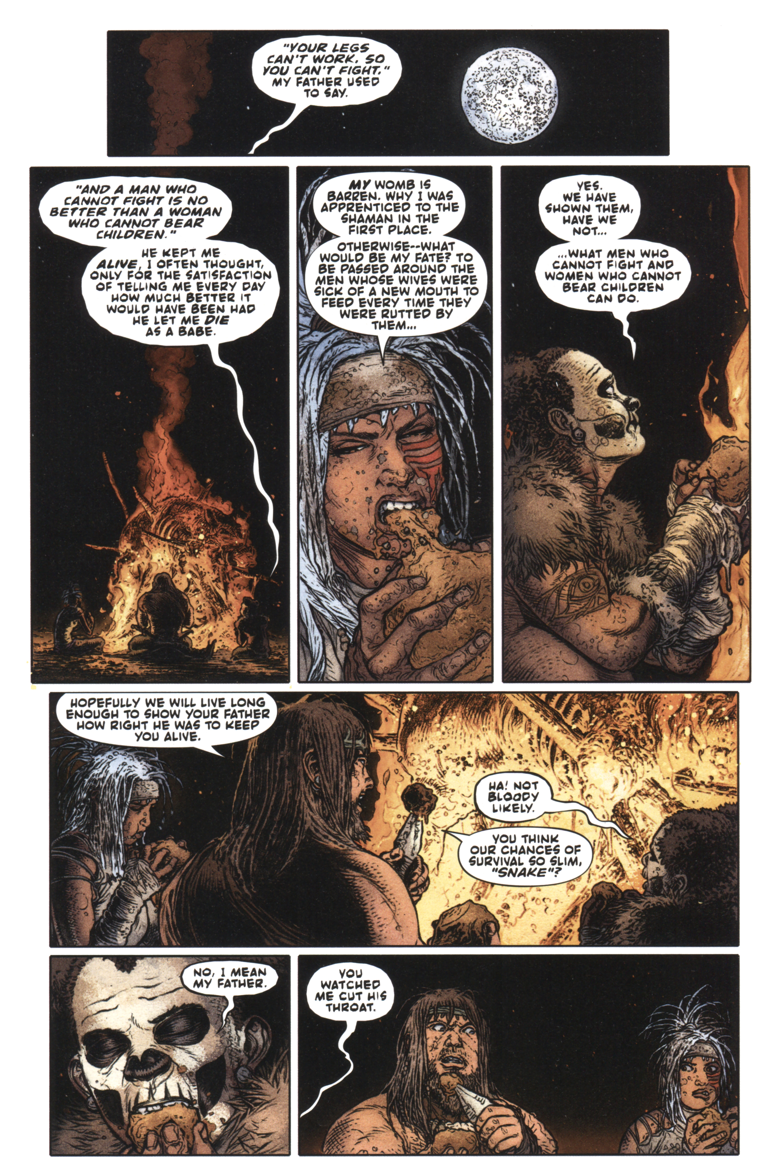 Read online Book of Death: Legends of the Geomancer comic -  Issue #2 - 11
