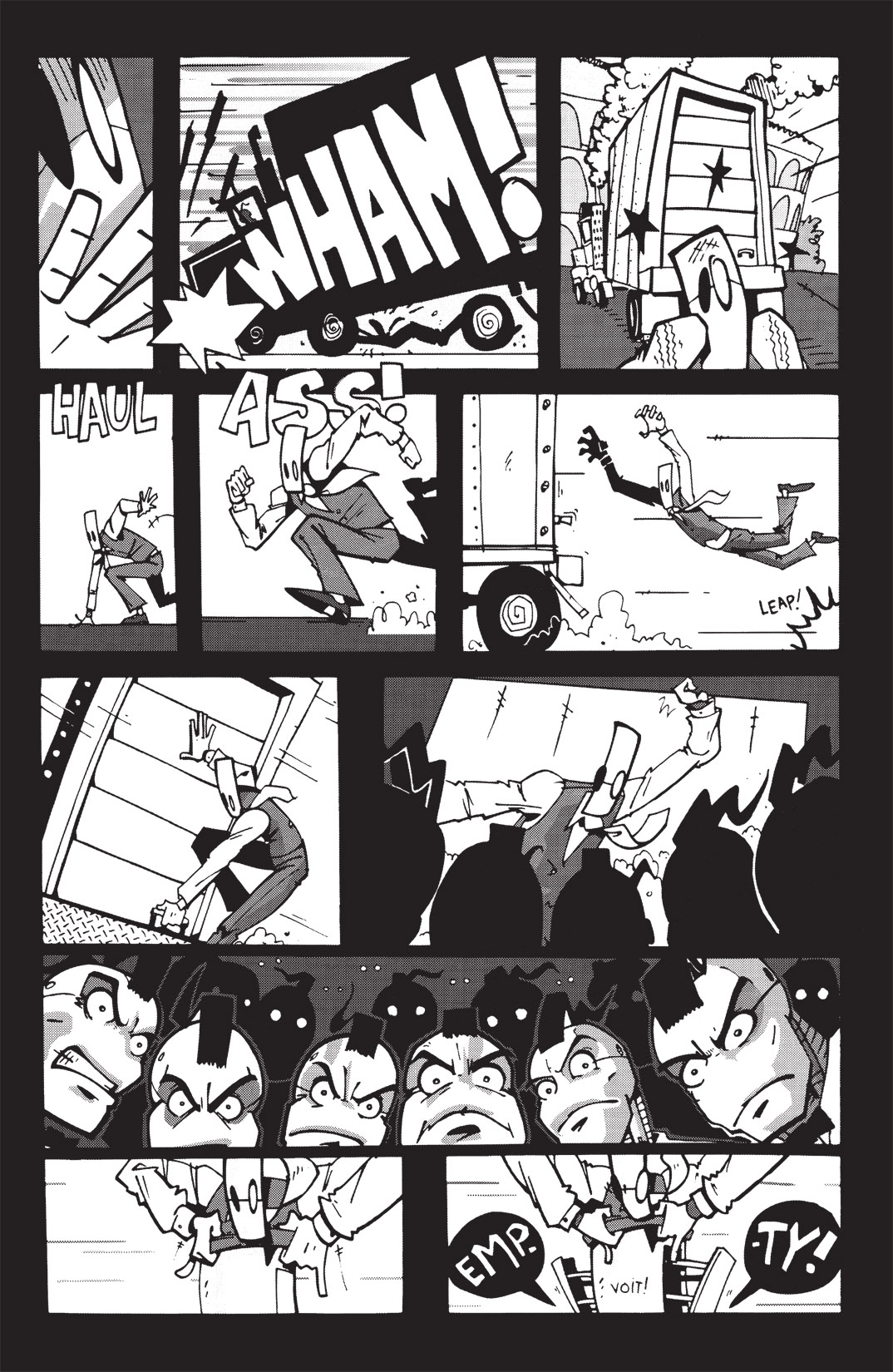 Read online Scud: The Disposable Assassin: The Whole Shebang comic -  Issue # TPB (Part 3) - 84