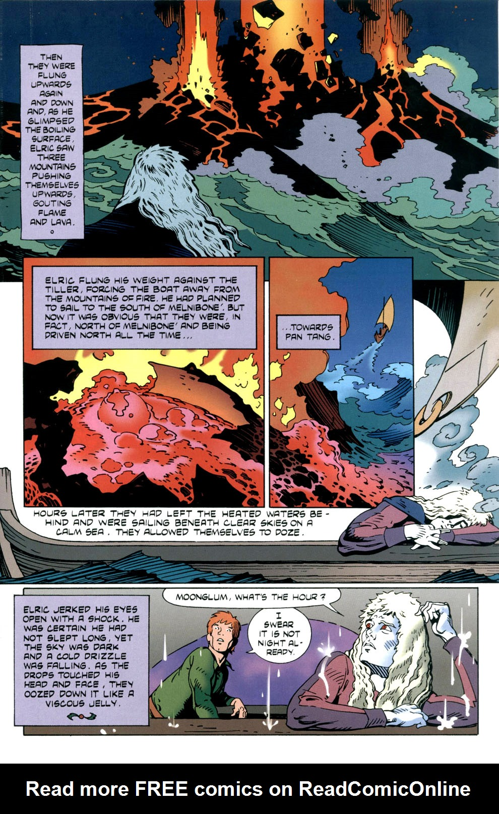 Read online Elric: Stormbringer comic -  Issue #3 - 5