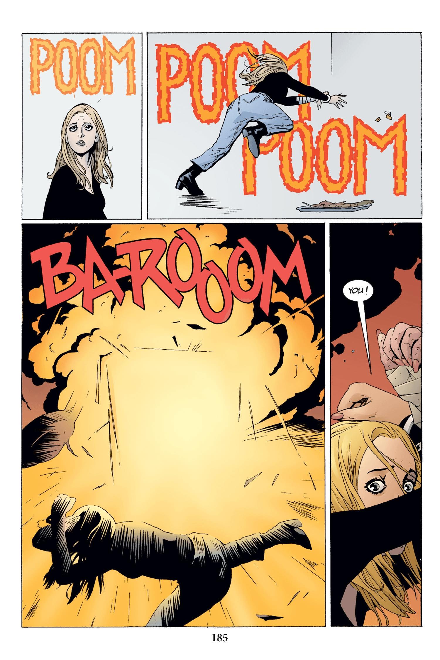 Read online Buffy the Vampire Slayer: Omnibus comic -  Issue # TPB 2 - 179