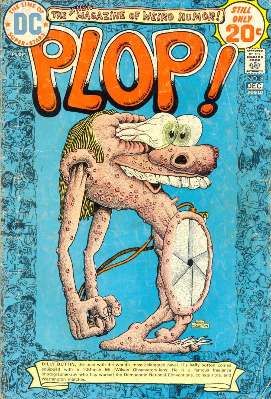 Plop! 8 Page 1