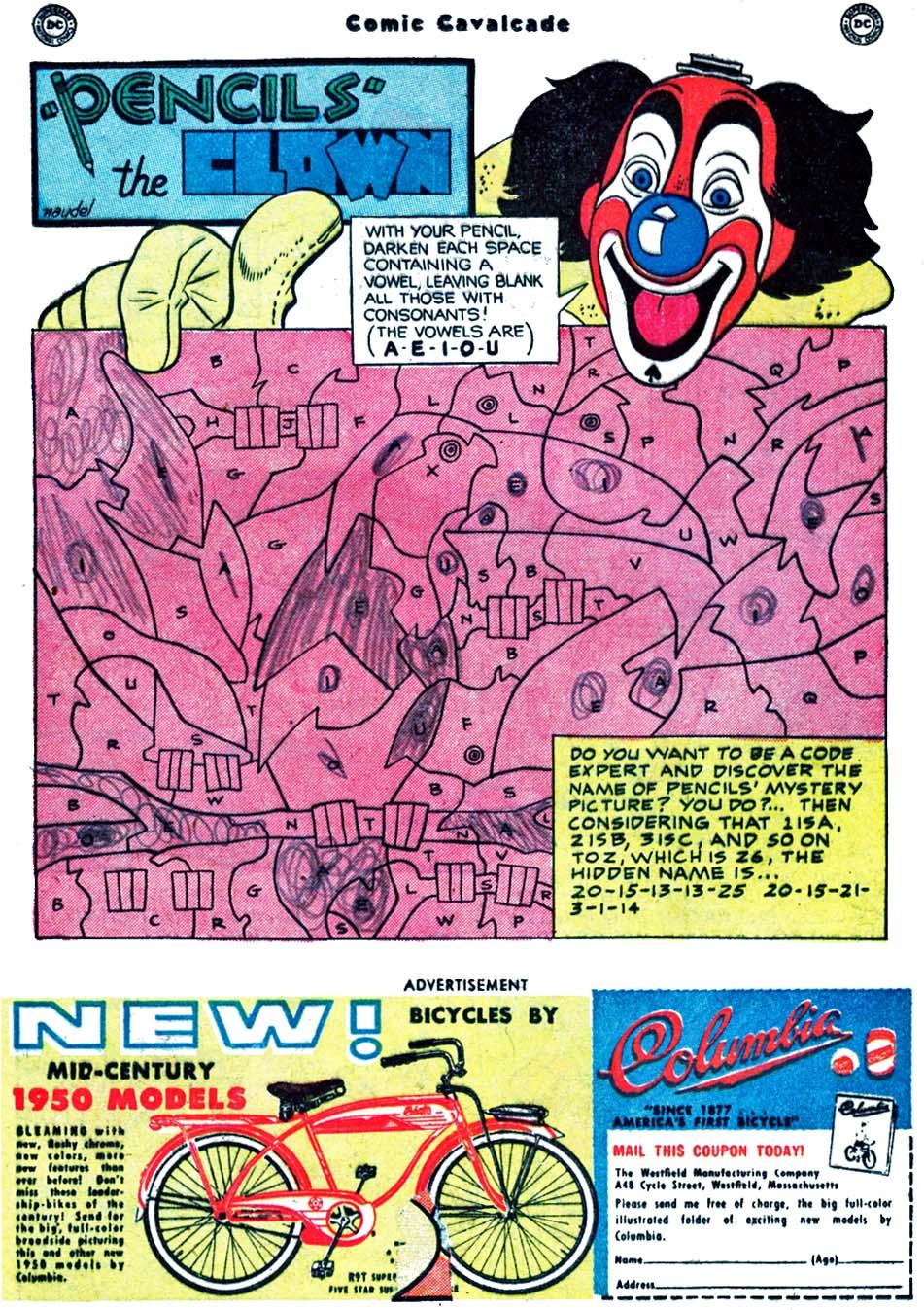 Comic Cavalcade issue 40 - Page 67