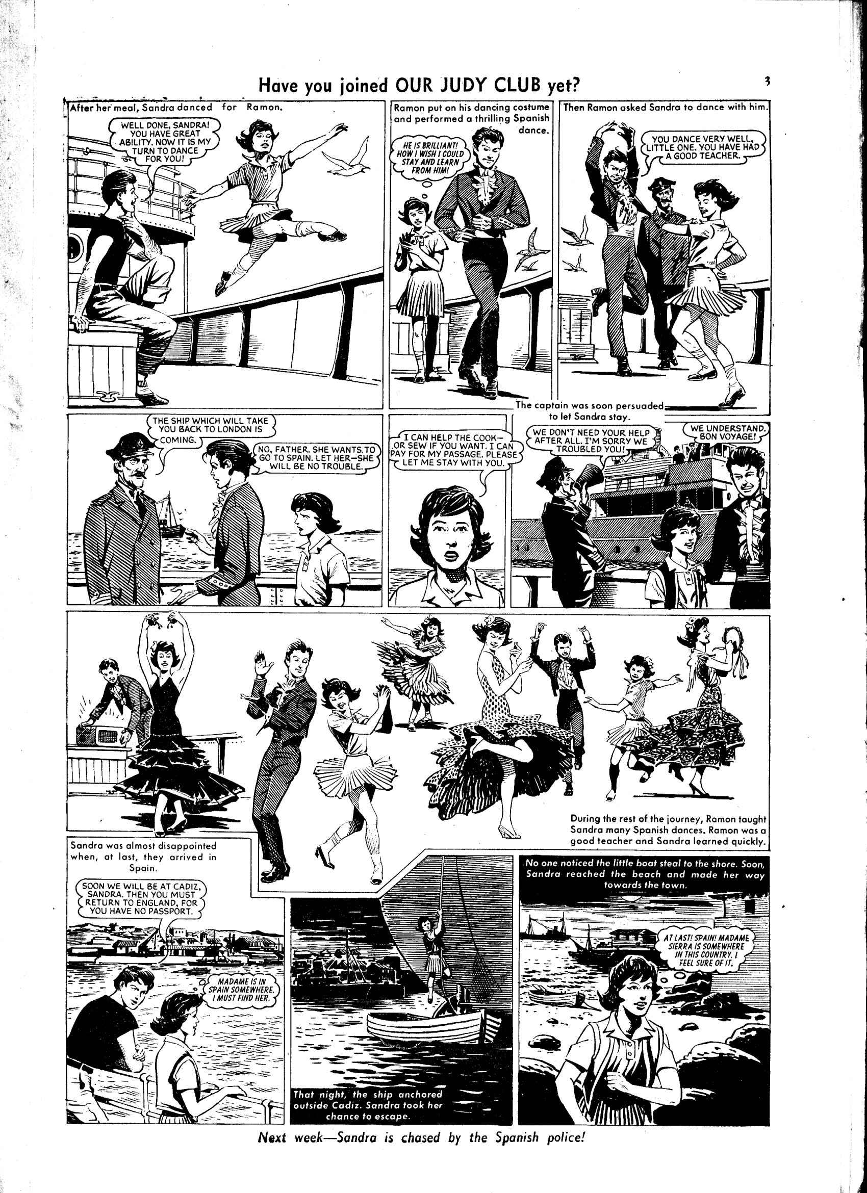 Read online Judy comic -  Issue #42 - 3