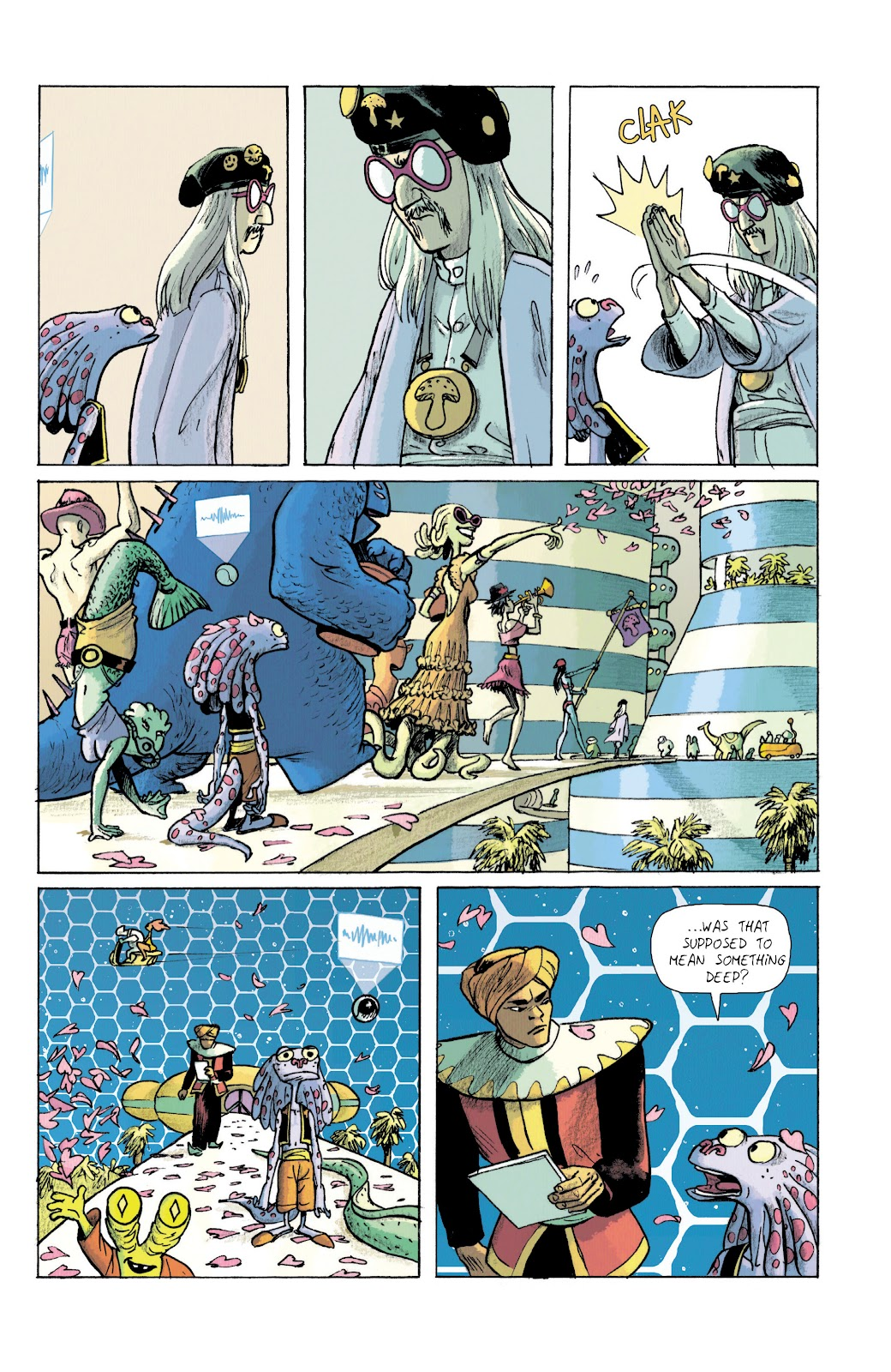 Read online Infinity 8 comic -  Issue #11 - 10