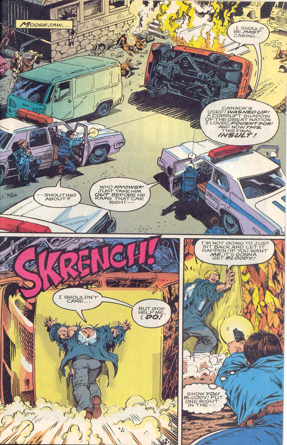 Read online Alpha Flight (1983) comic -  Issue #122 - 21
