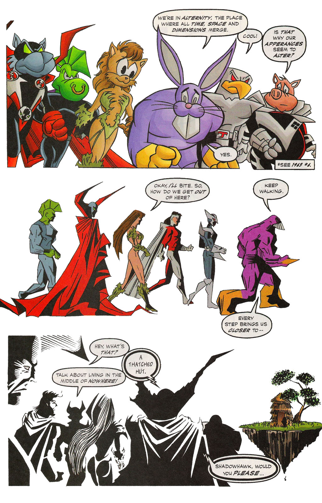 Read online Altered Image comic -  Issue #3 - 17