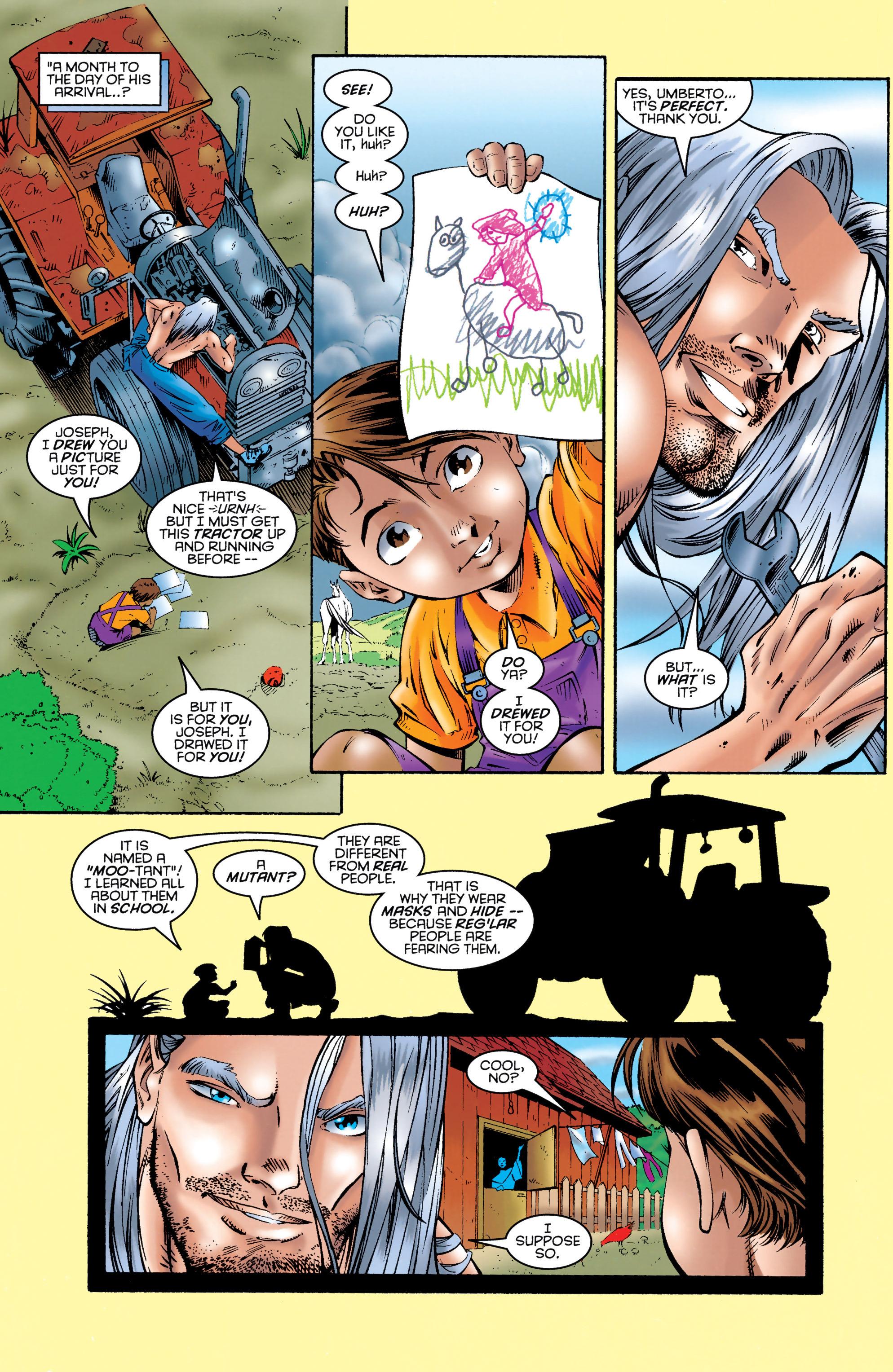 Read online Uncanny X-Men (1963) comic -  Issue #327 - 13