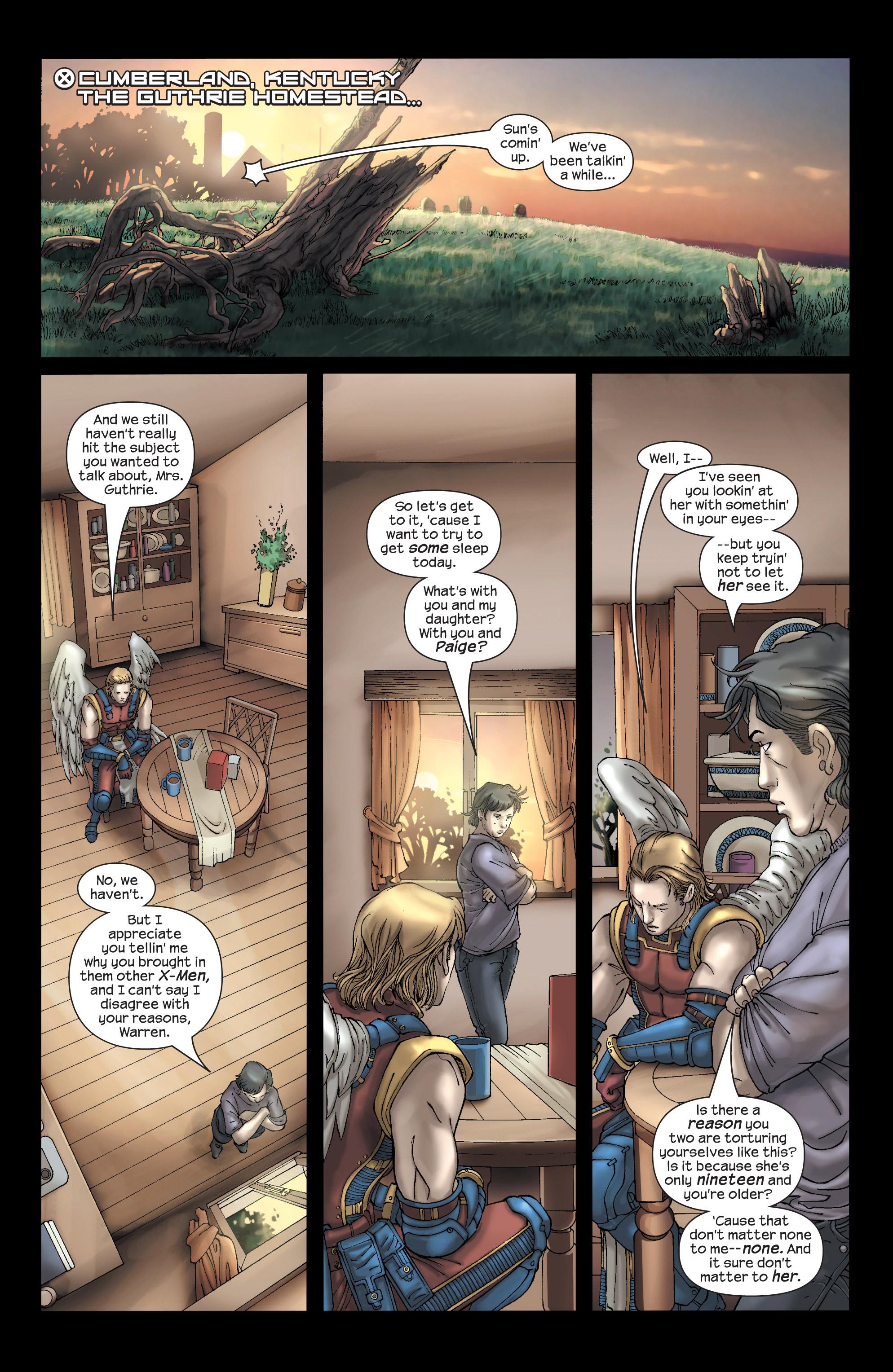 Read online Uncanny X-Men (1963) comic -  Issue #440 - 3