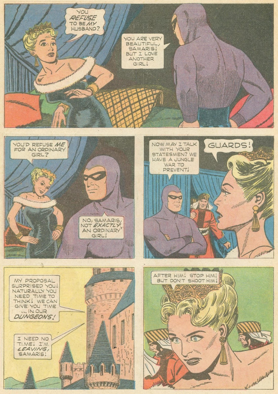 The Phantom (1962) issue 17 - Page 28