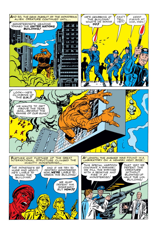 Read online Amazing Adventures (1961) comic -  Issue #5 - 12