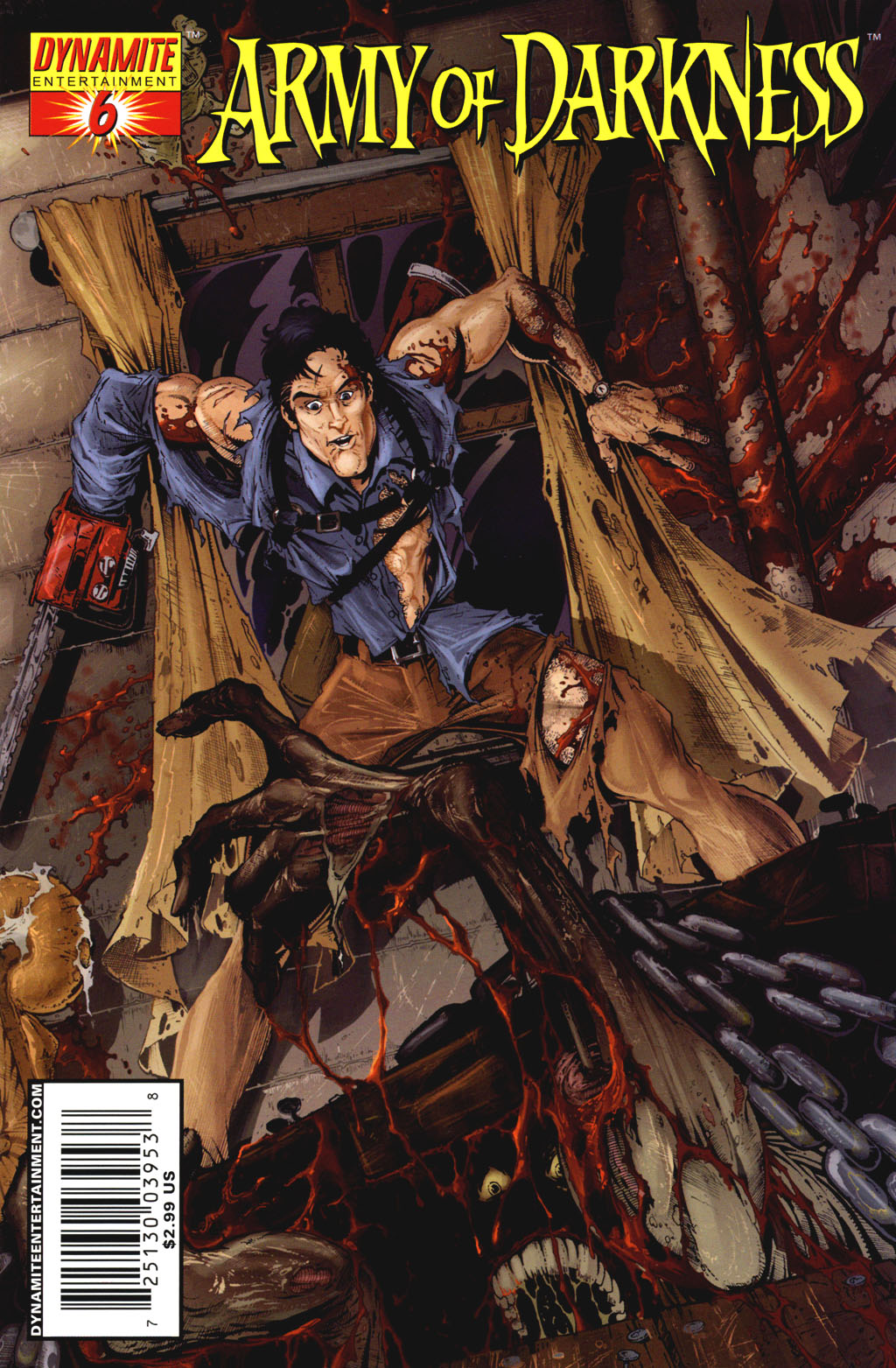 Army of Darkness (2006) Issue #6 #2 - English 3