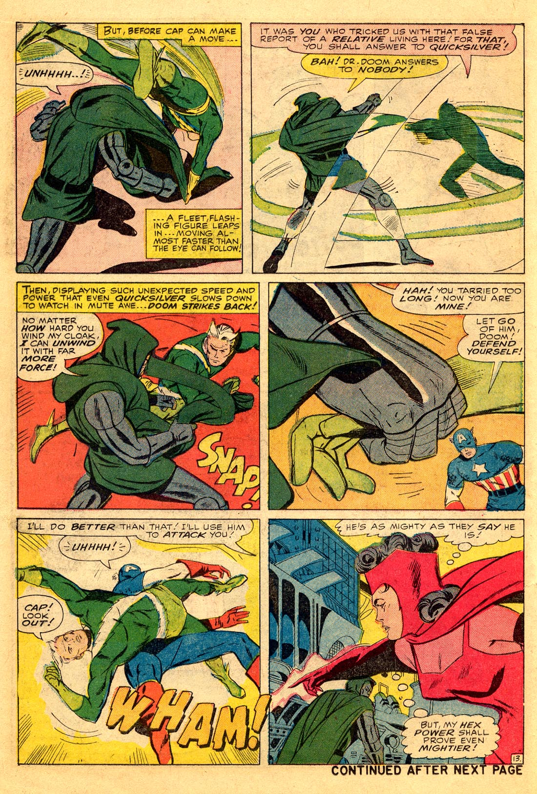 The Avengers (1963) 25 Page 16