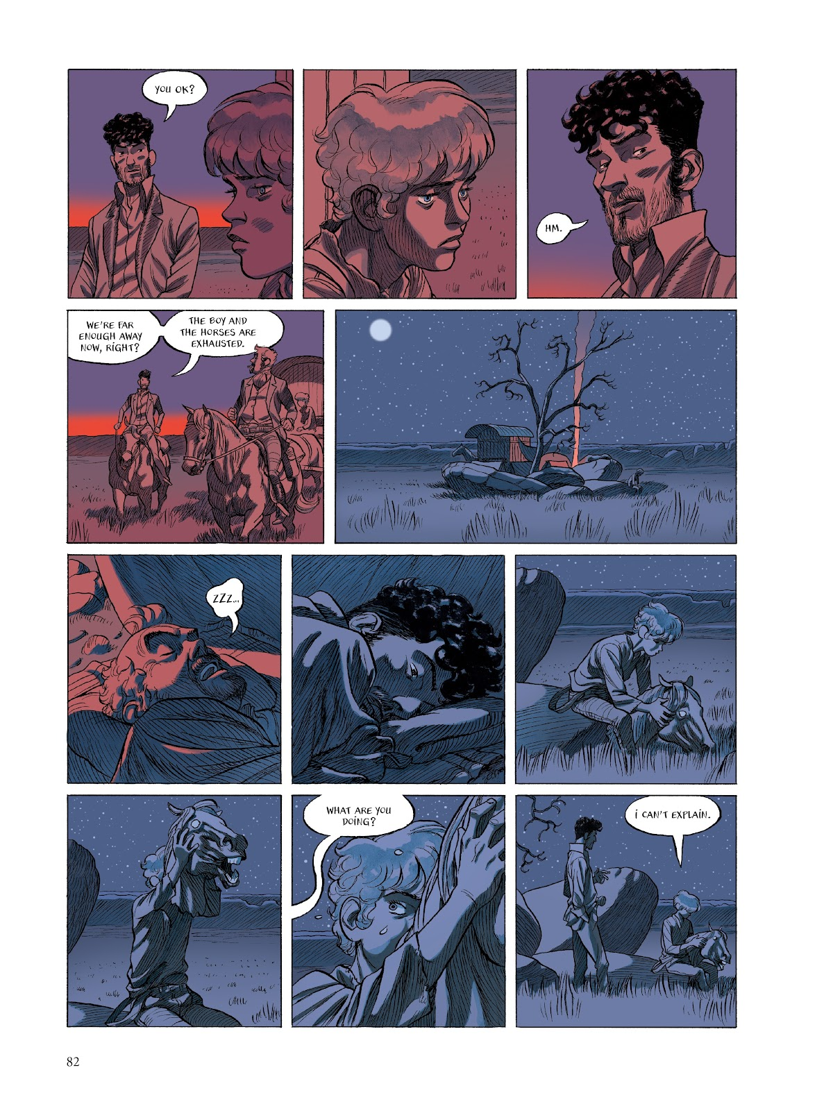 Read online The Smell of Starving Boys comic -  Issue # TPB - 83