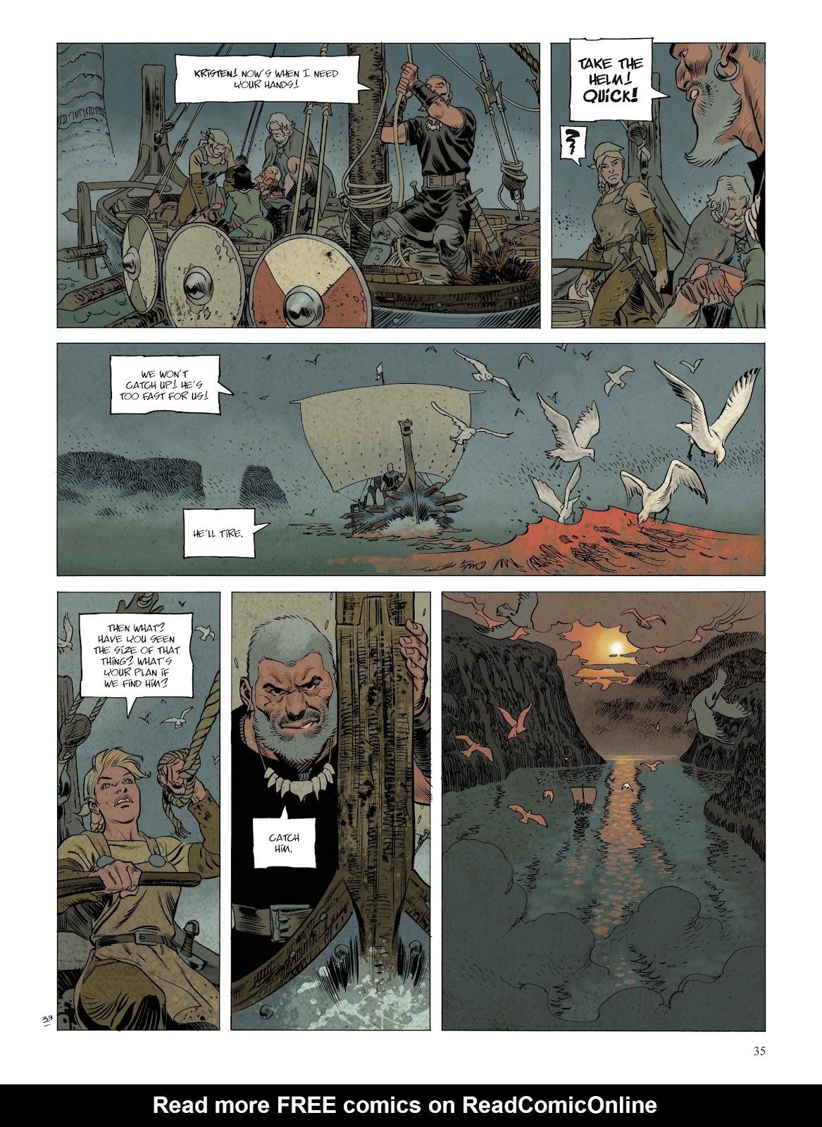 Read online Asgard comic -  Issue #1 - 37
