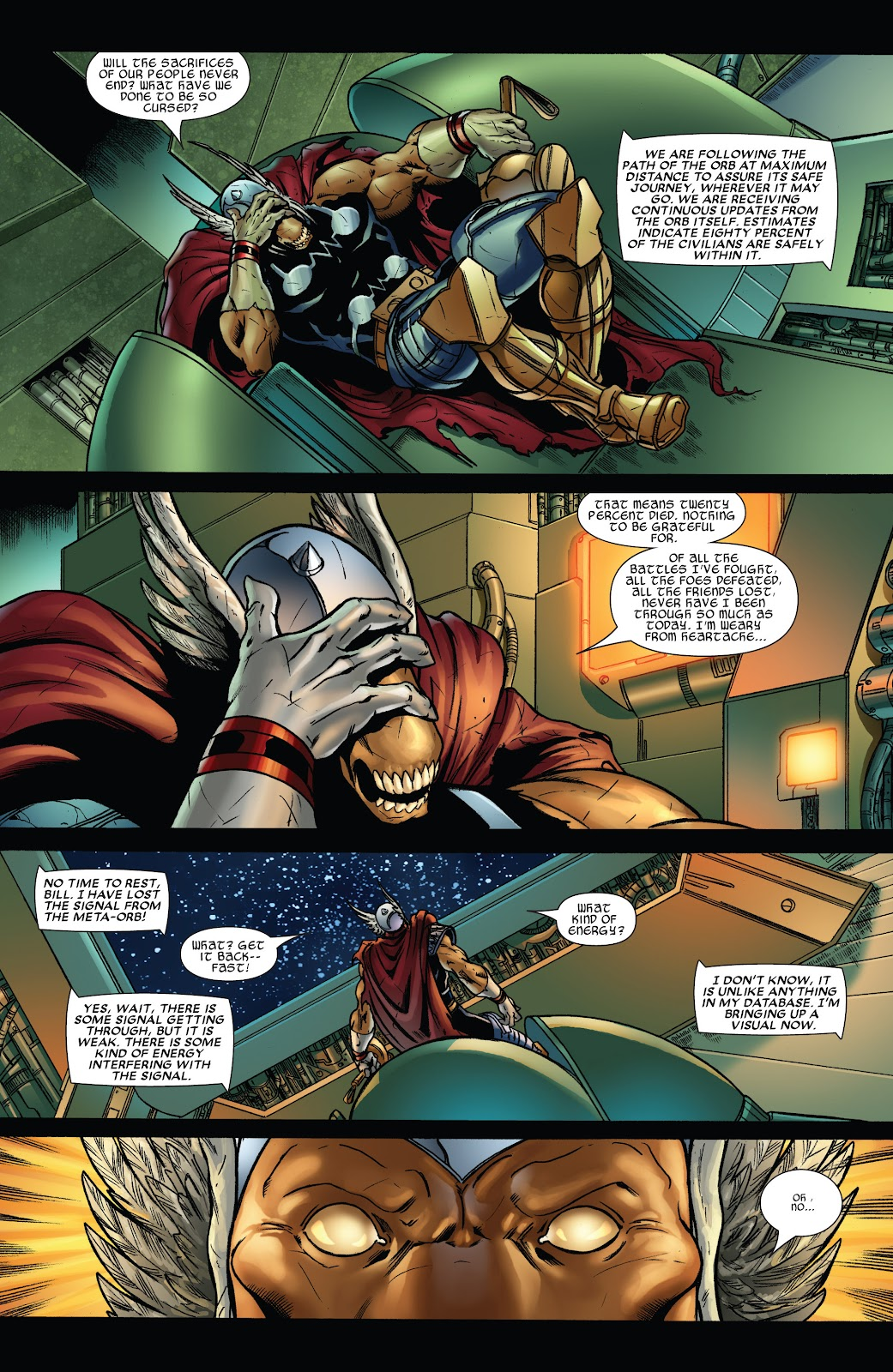 Read online Thor: Ragnaroks comic -  Issue # TPB (Part 4) - 3