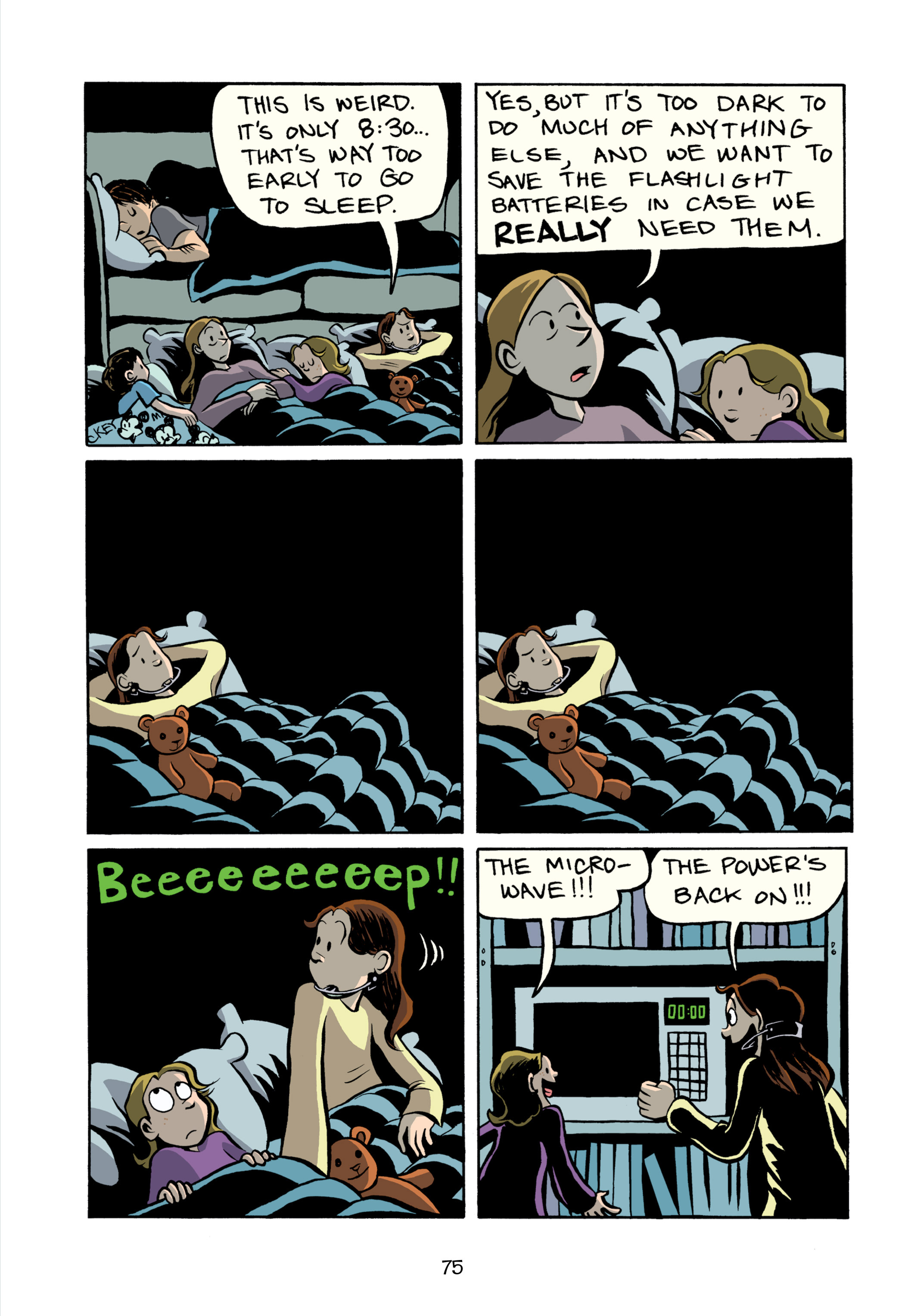 Read online Smile comic -  Issue # TPB - 81