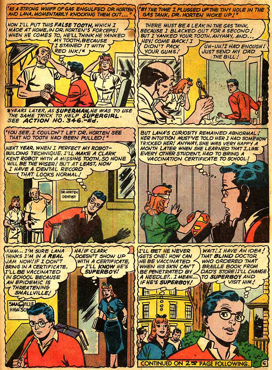 Superboy (1949) issue 135 - Page 22