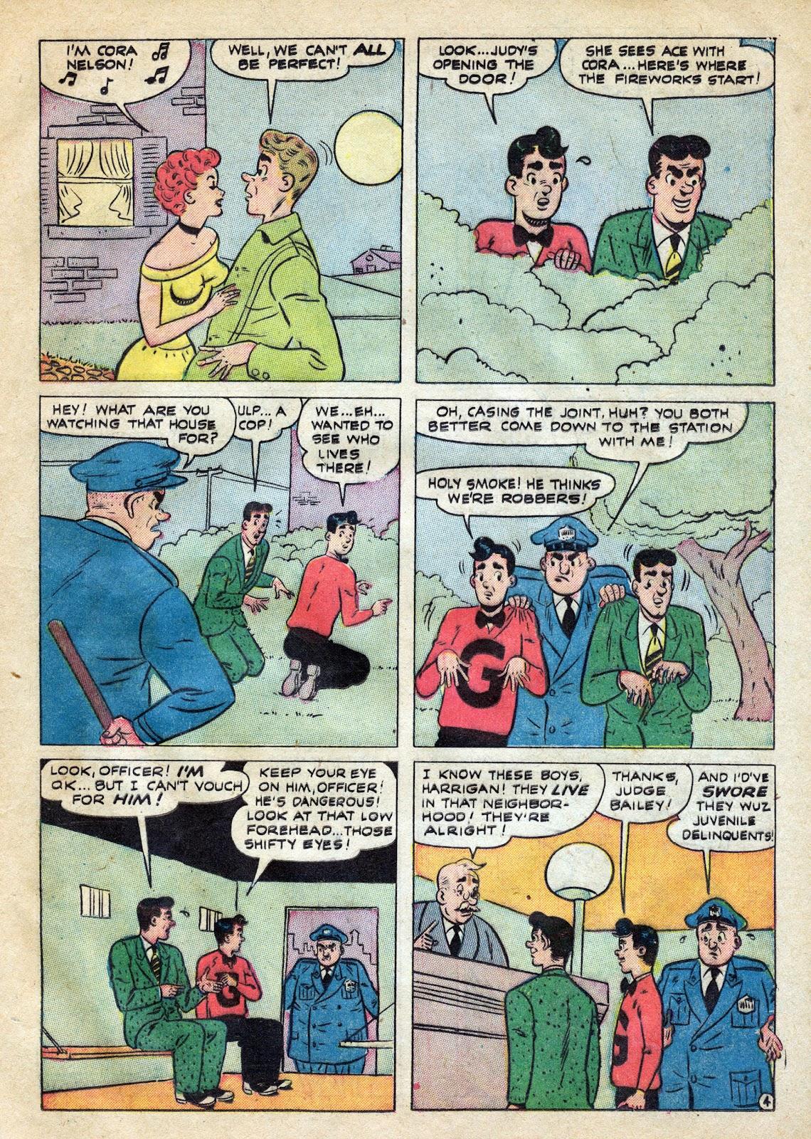 Georgie Comics (1949) issue 39 - Page 13
