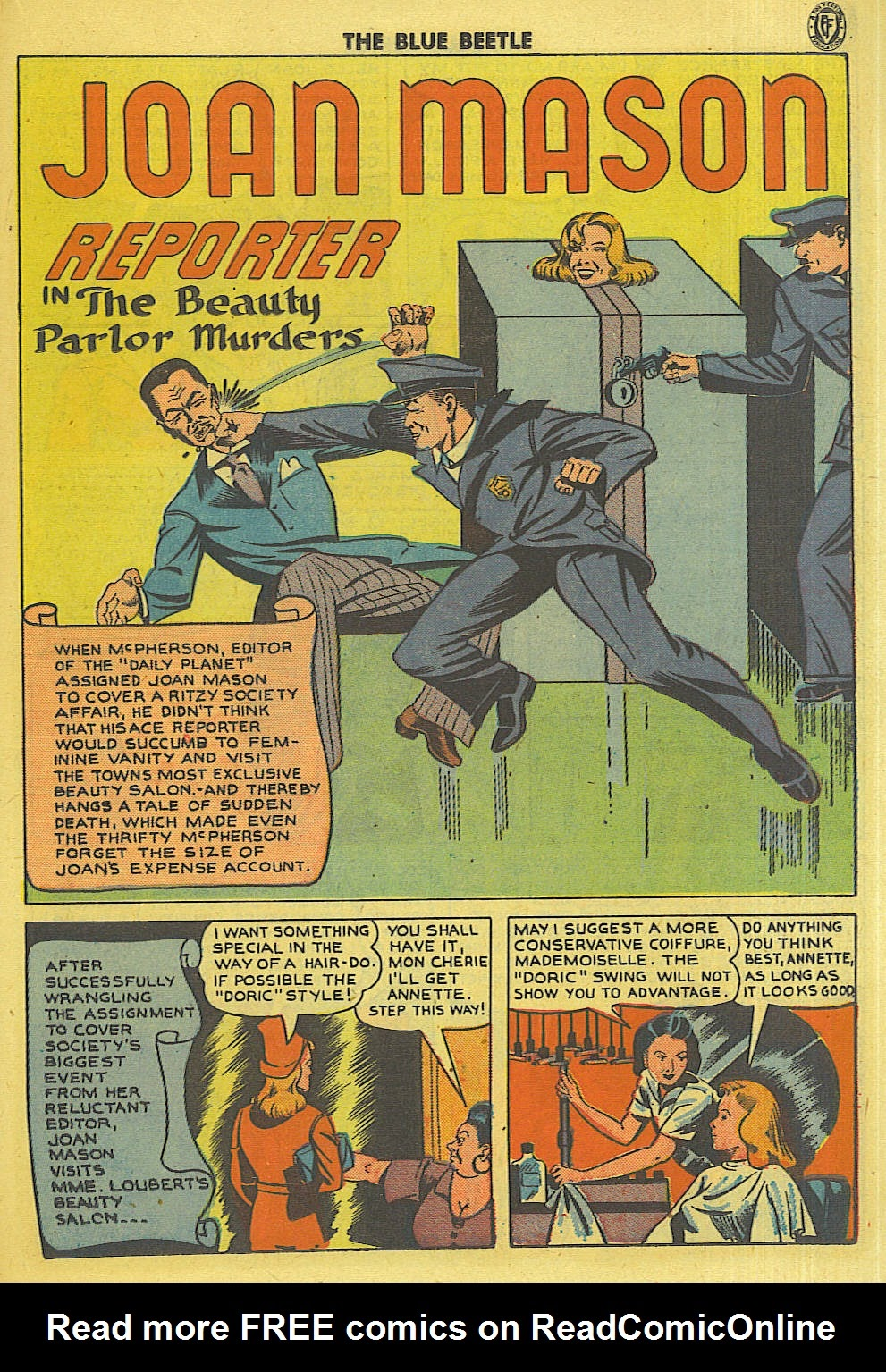 The Blue Beetle issue 35 - Page 24