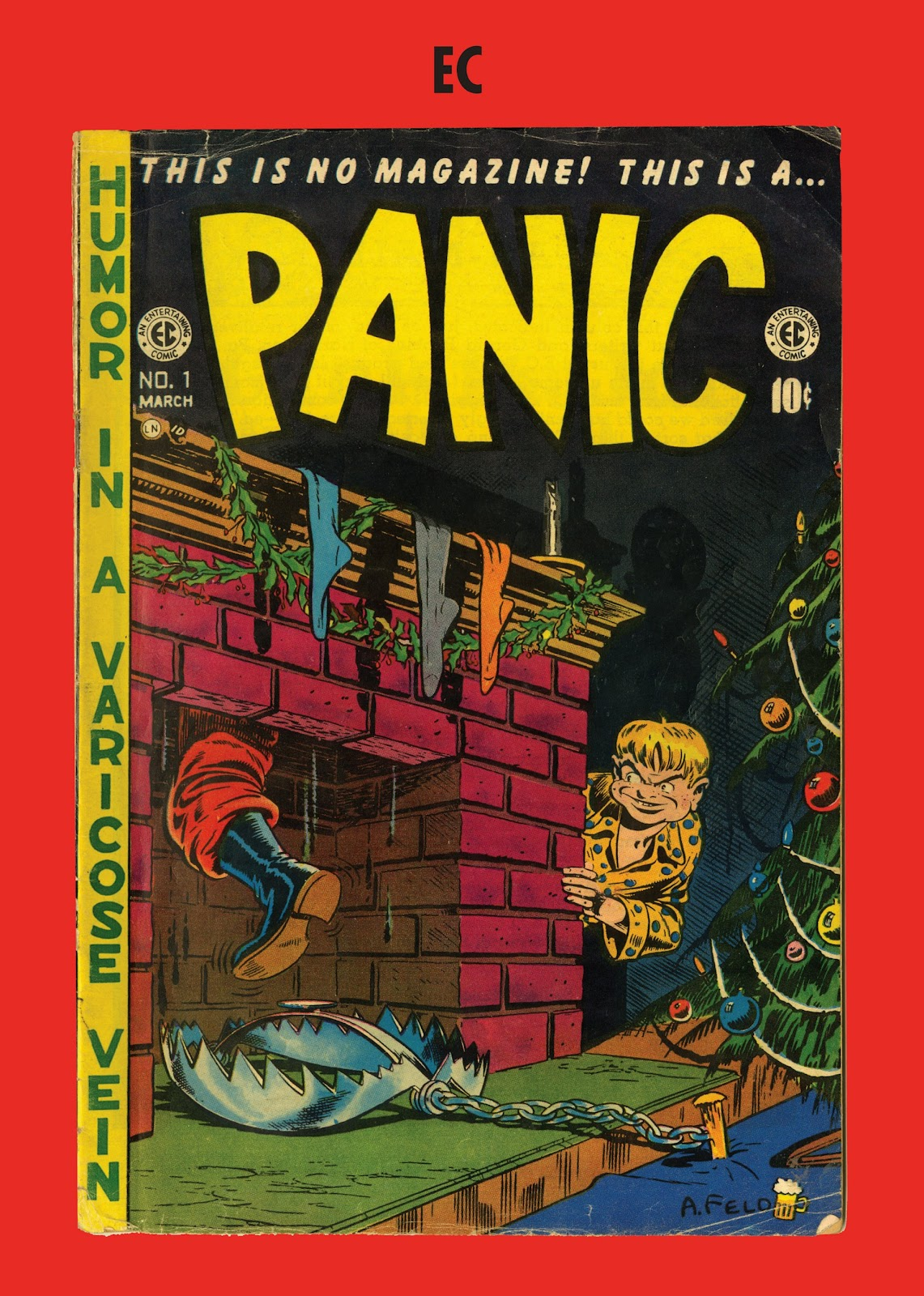 Read online Sincerest Form of Parody: The Best 1950s MAD-Inspired Satirical Comics comic -  Issue # TPB (Part 1) - 9