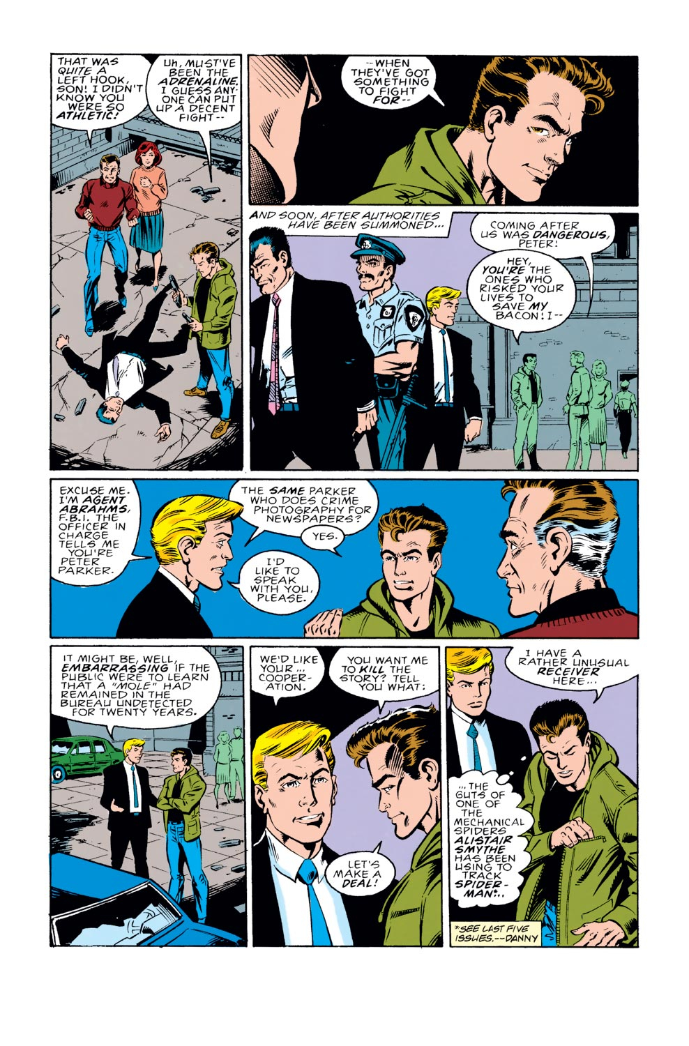 The Amazing Spider-Man (1963) 373 Page 4
